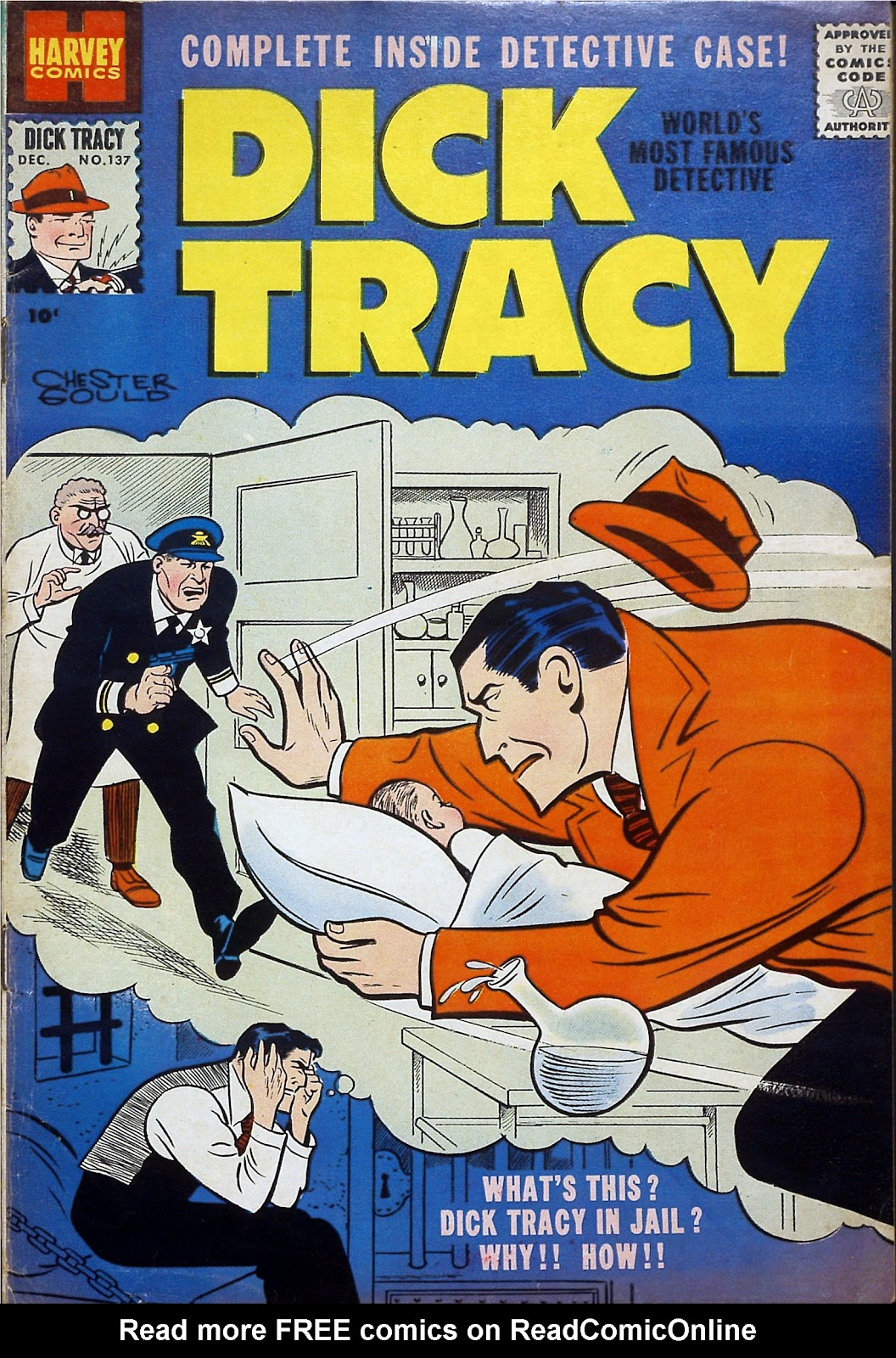 Dick Tracy (1950) 137 Page 1