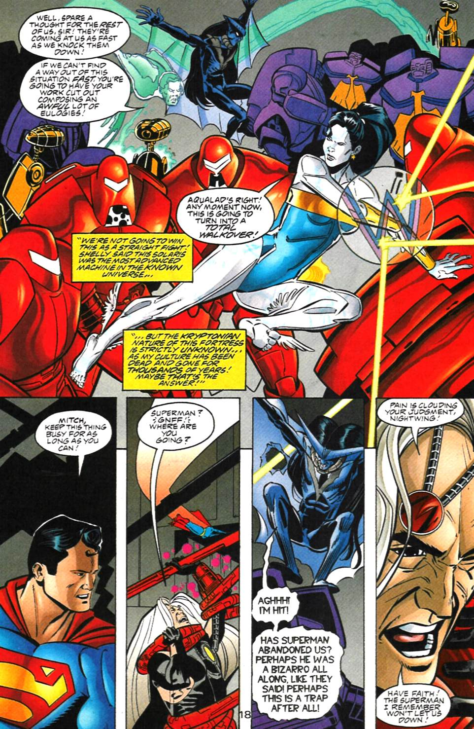 Read online Adventures of Superman (1987) comic -  Issue #1000000 - 19