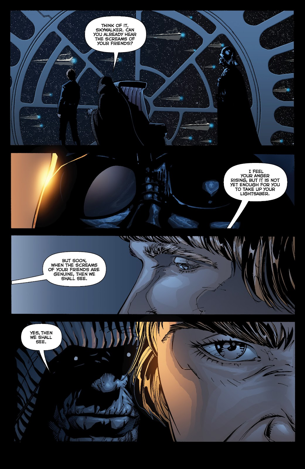 Read online Star Wars Legends: Infinities - Epic Collection comic -  Issue # TPB (Part 3) - 59