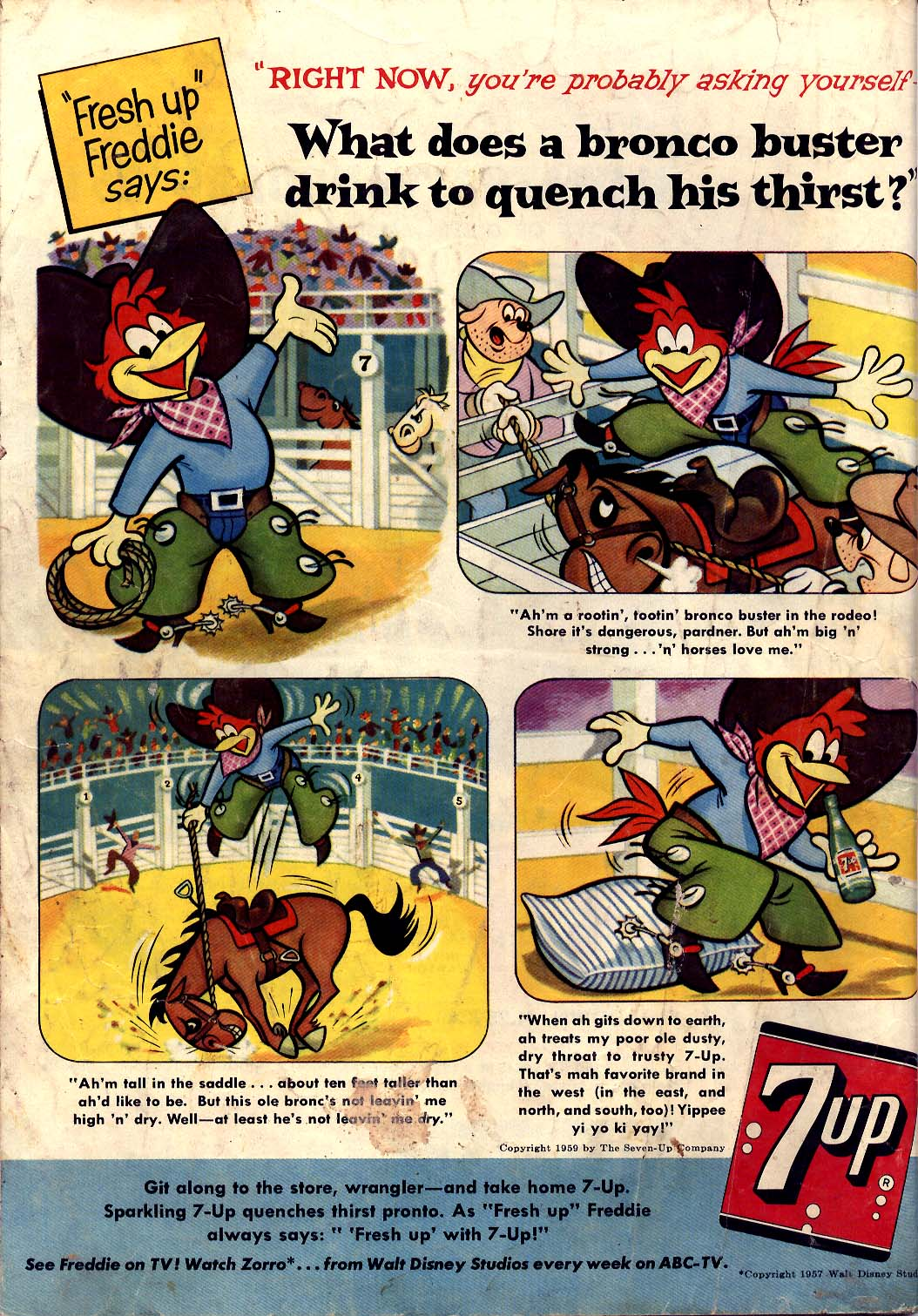 Walt Disney's Comics and Stories issue 224 - Page 36