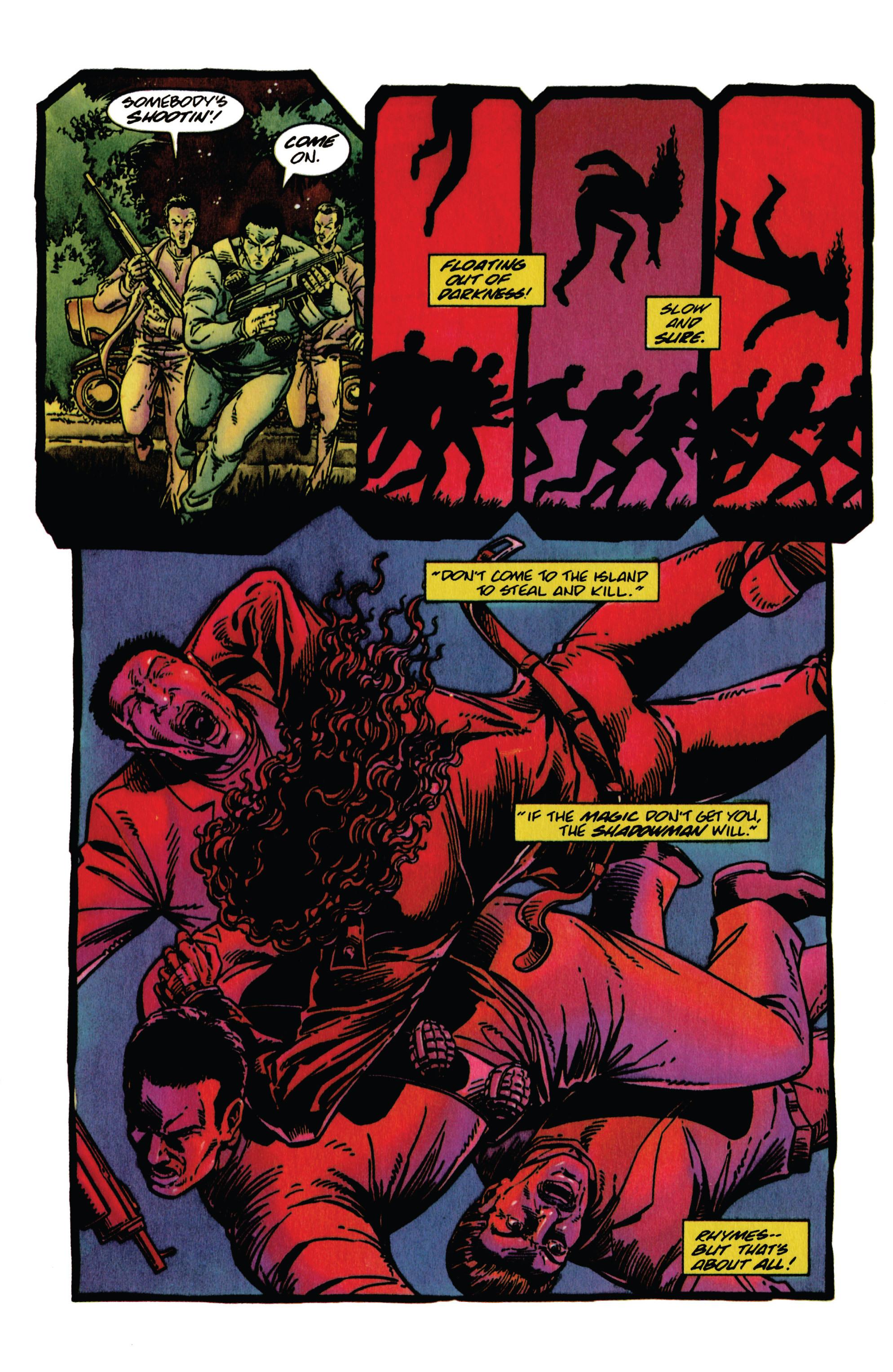 Read online Shadowman (1992) comic -  Issue #34 - 12