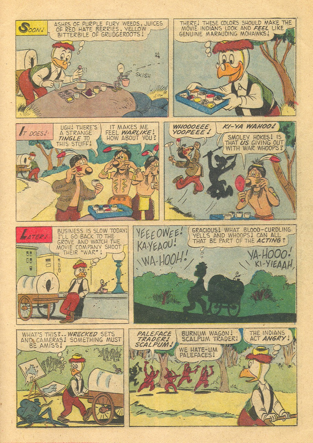Read online Uncle Scrooge (1953) comic -  Issue #30 - 21