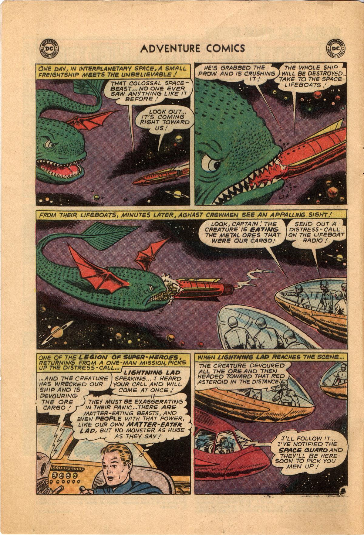 Read online Adventure Comics (1938) comic -  Issue #332 - 4