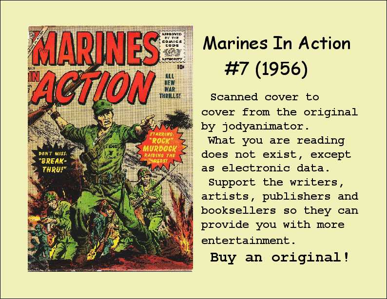 Marines in Action issue 7 - Page 37