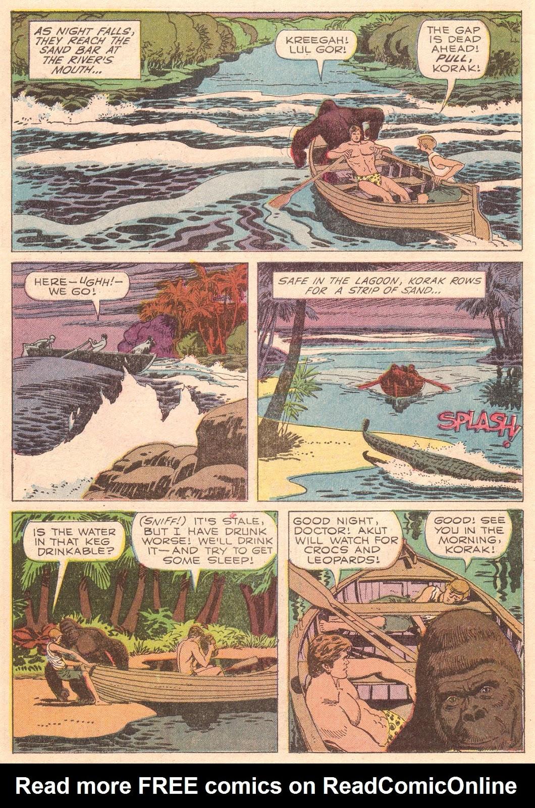 Korak, Son of Tarzan (1964) issue 35 - Page 10