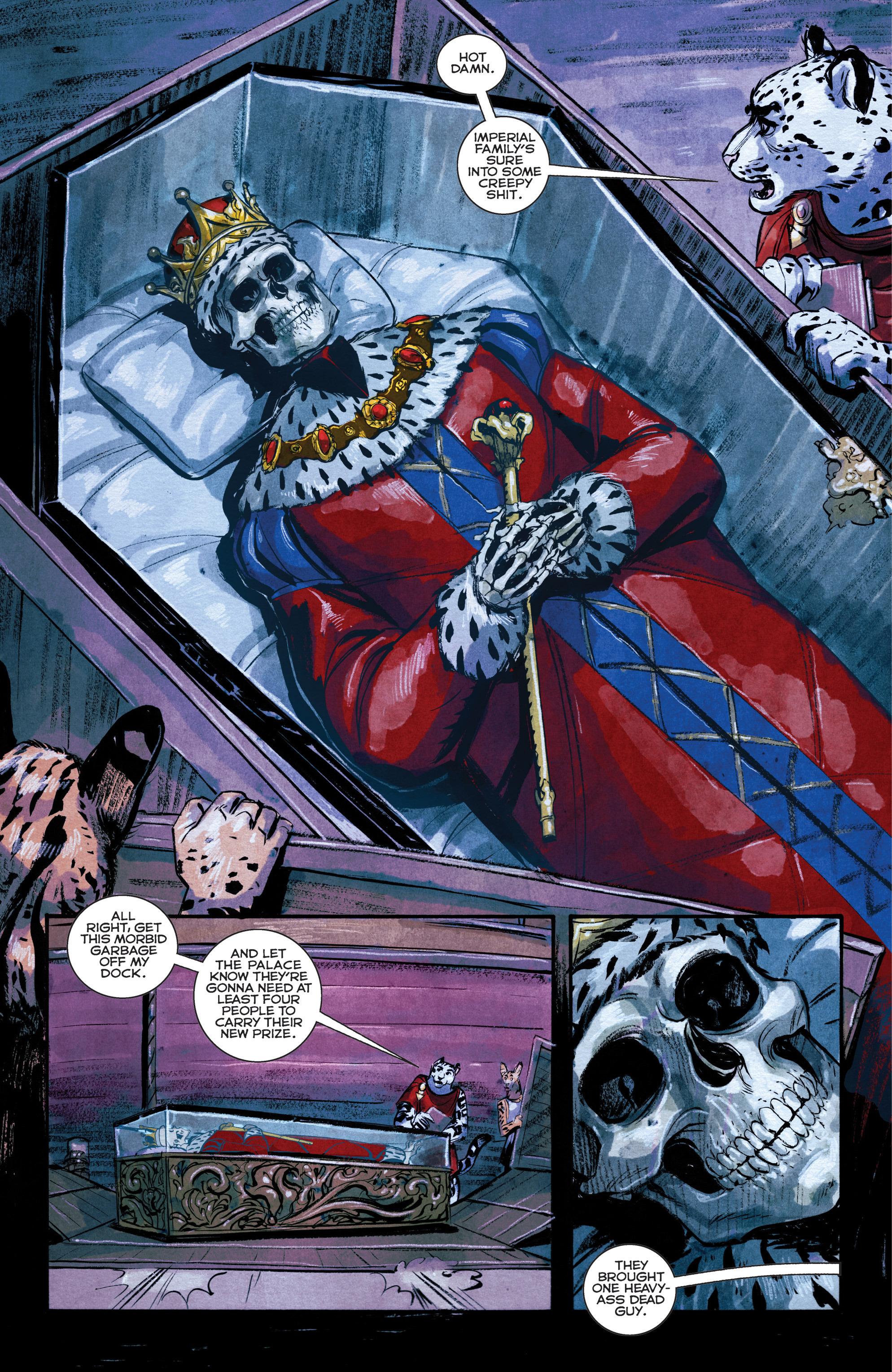 Read online Shutter comic -  Issue #16 - 8