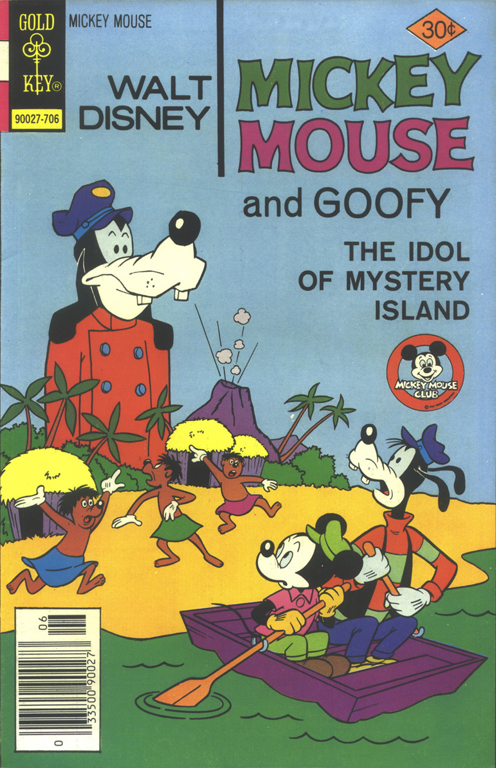 Walt Disney's Mickey Mouse issue 172 - Page 1