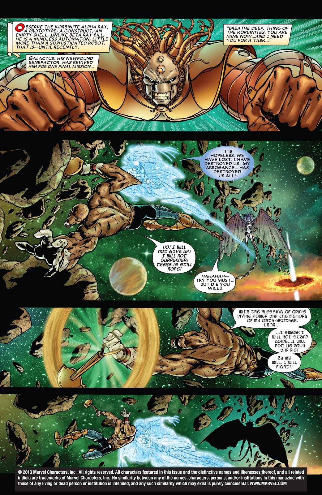 Read online Thor: Ragnaroks comic -  Issue # TPB (Part 4) - 48