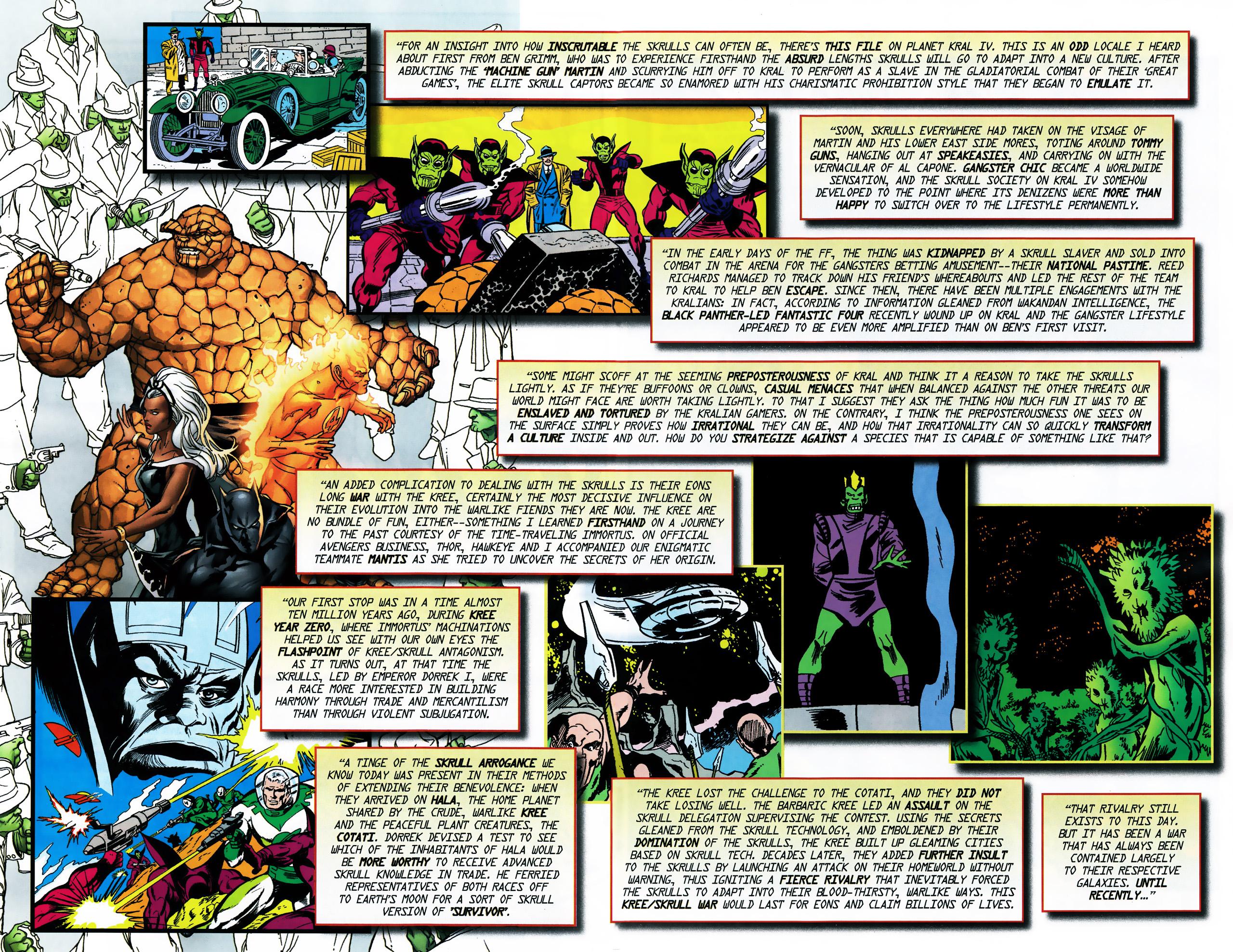Read online Secret Invasion Saga comic -  Issue # Full - 12