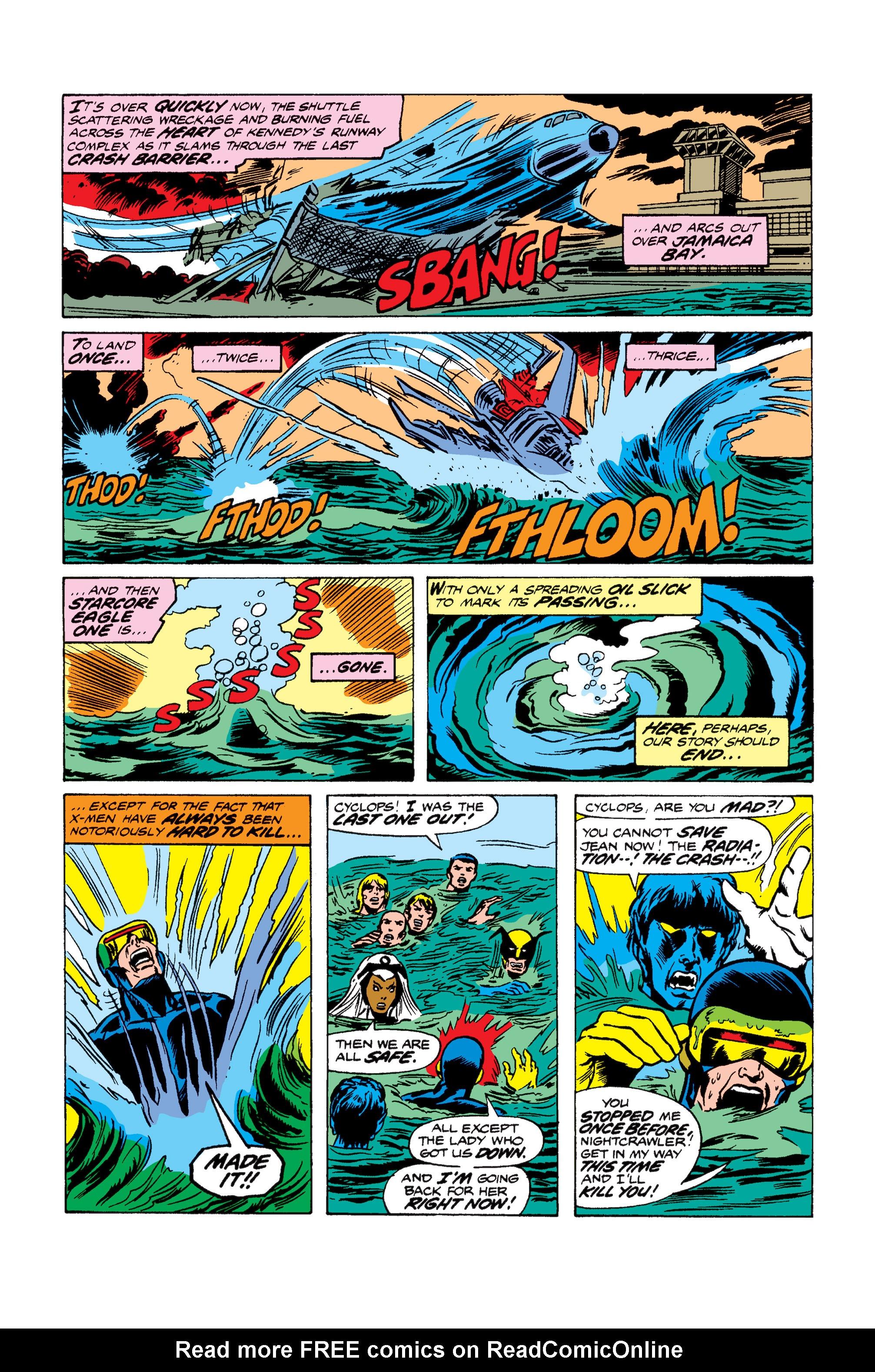 Uncanny X-Men (1963) 101 Page 3