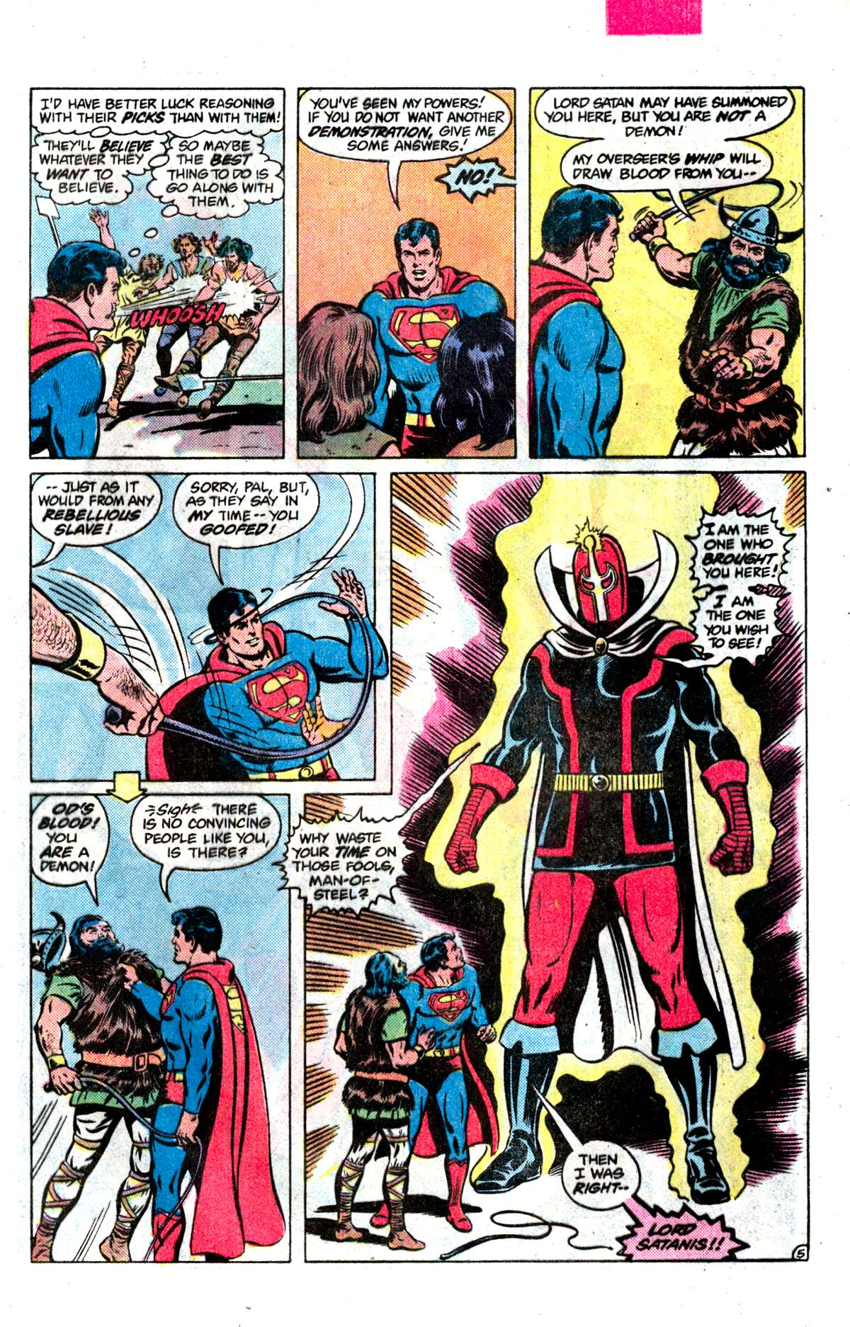 Read online Action Comics (1938) comic -  Issue #534 - 6