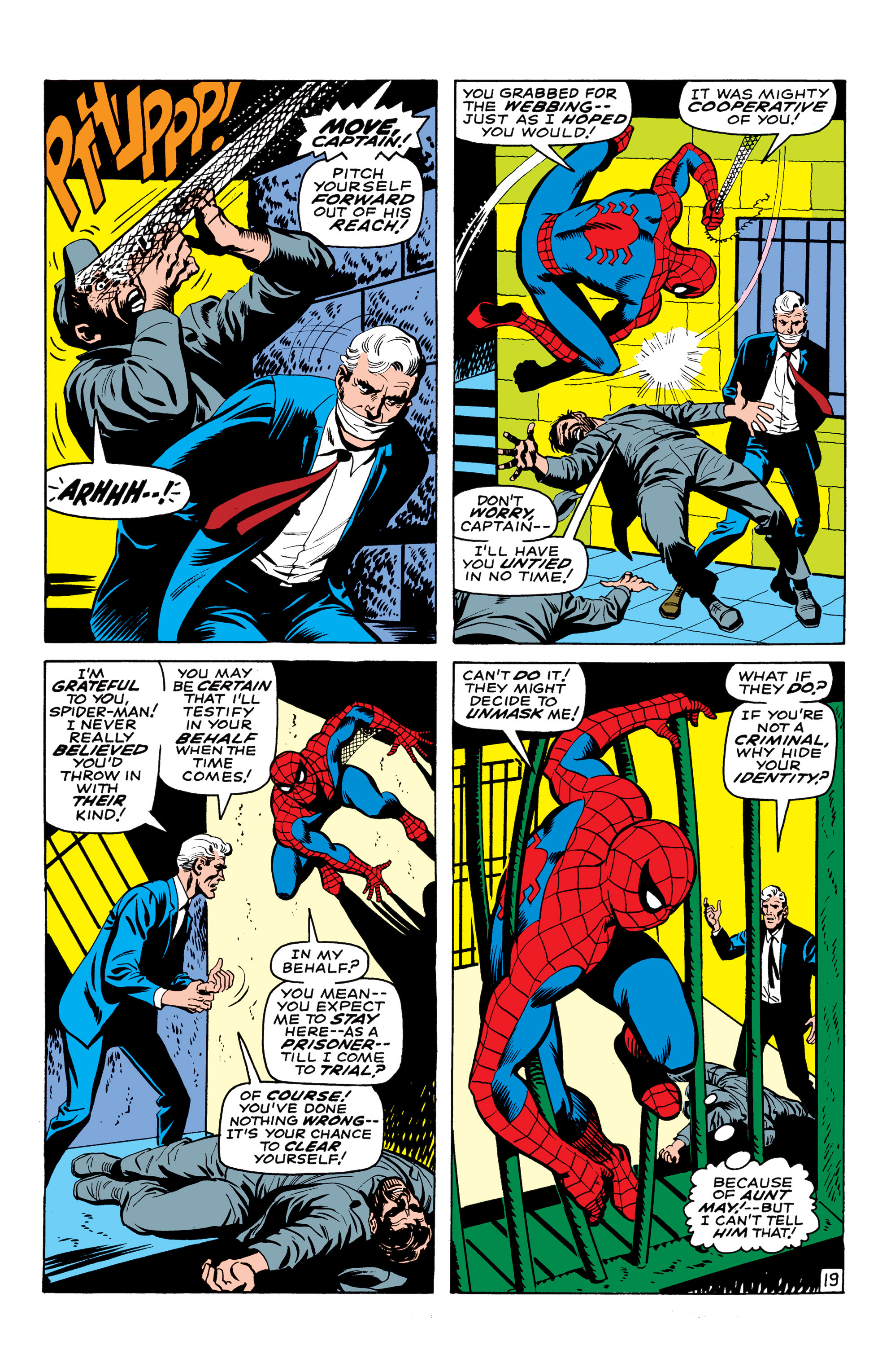 The Amazing Spider-Man (1963) 65 Page 19