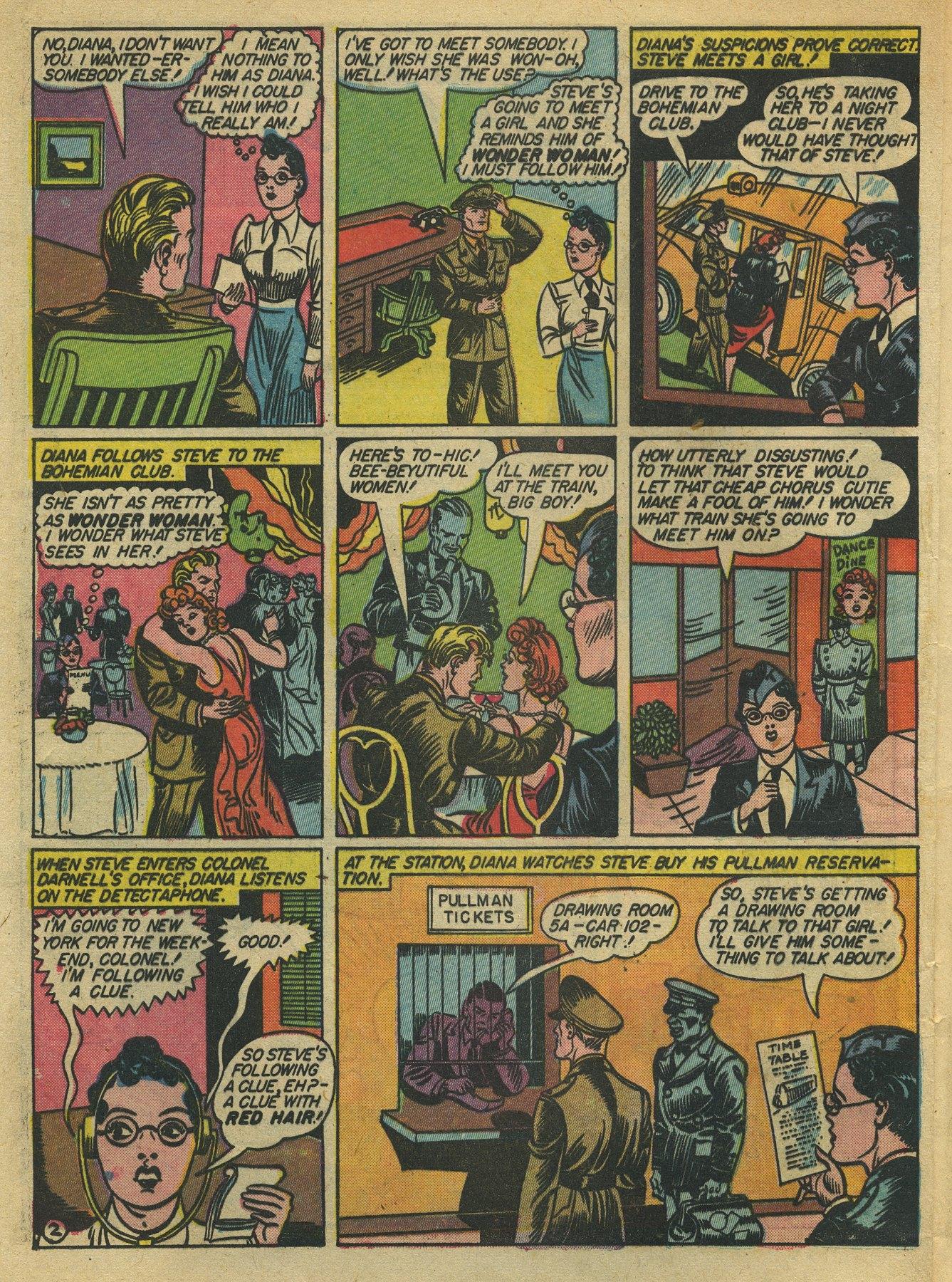 Read online Sensation (Mystery) Comics comic -  Issue #10 - 4