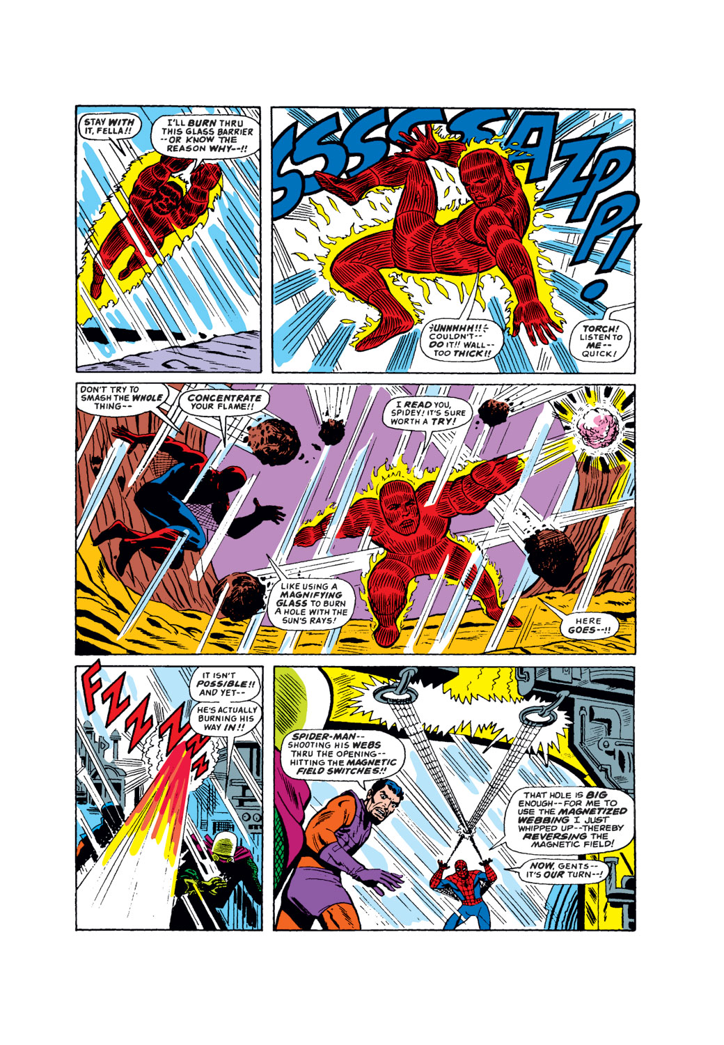 The Amazing Spider-Man (1963) _Annual_4 Page 38