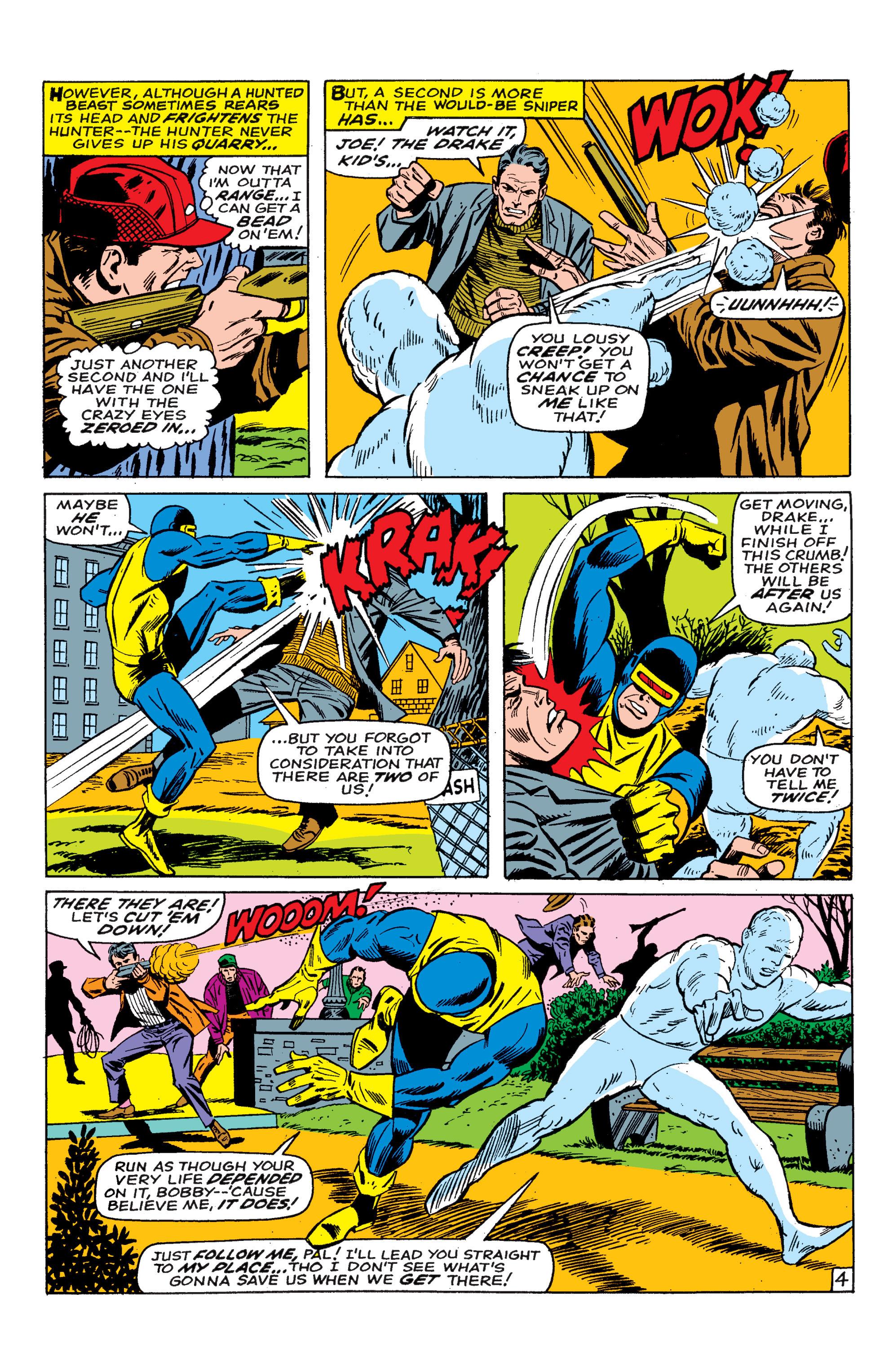 Read online Uncanny X-Men (1963) comic -  Issue #46 - 20