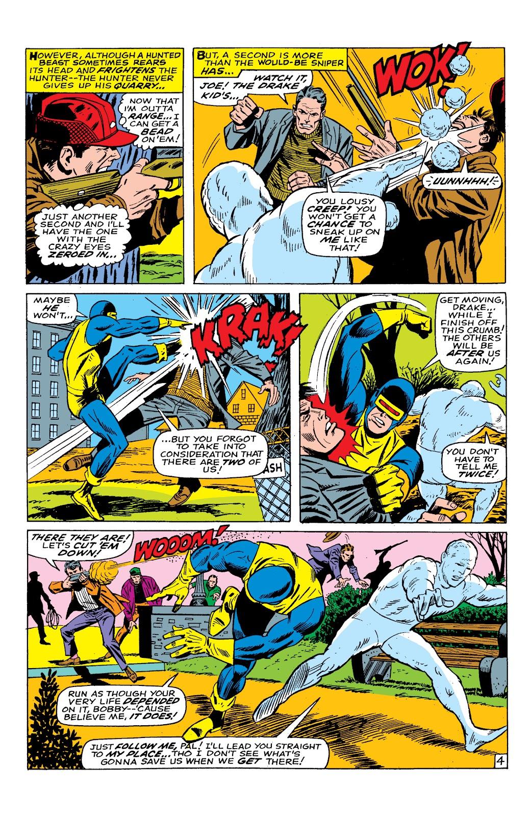 Uncanny X-Men (1963) issue 46 - Page 20