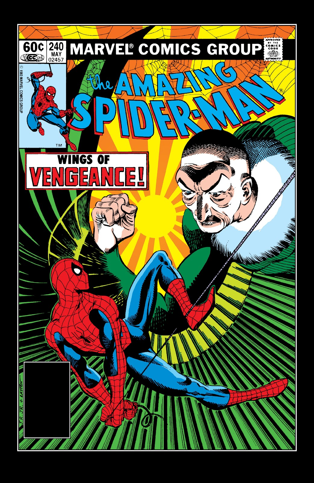 The Amazing Spider-Man (1963) 240 Page 1