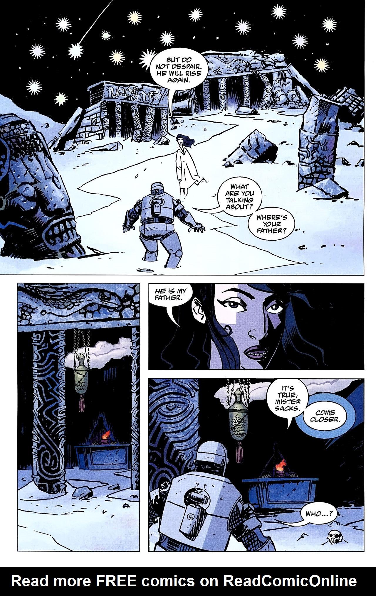 Read online Lobster Johnson: The Iron Prometheus comic -  Issue #2 - 13