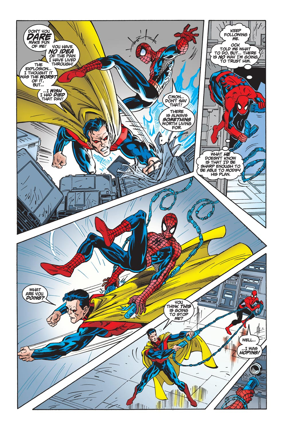 The Amazing Spider-Man (1999) 10 Page 18