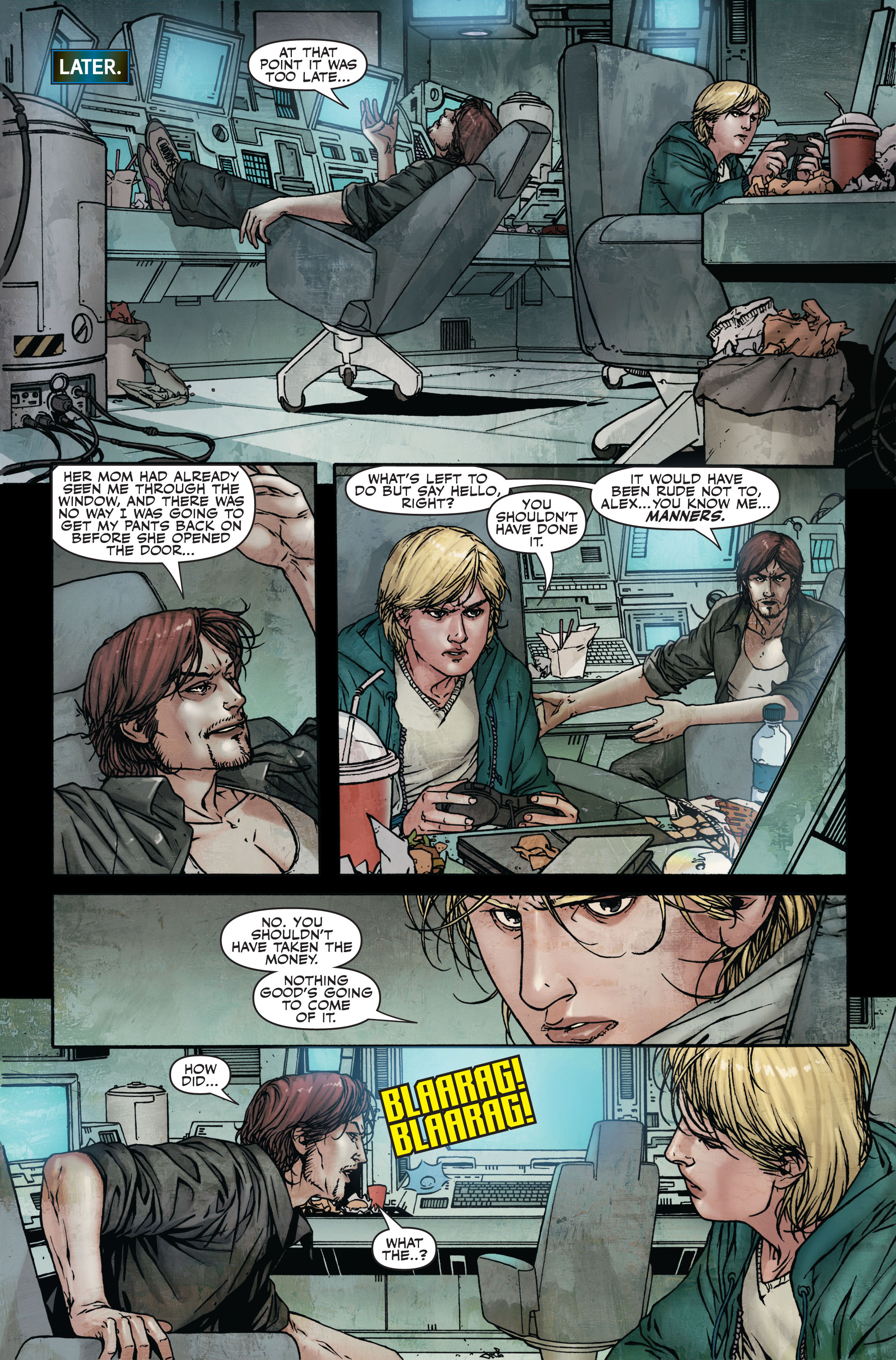 Read online Secret Warriors comic -  Issue #7 - 18