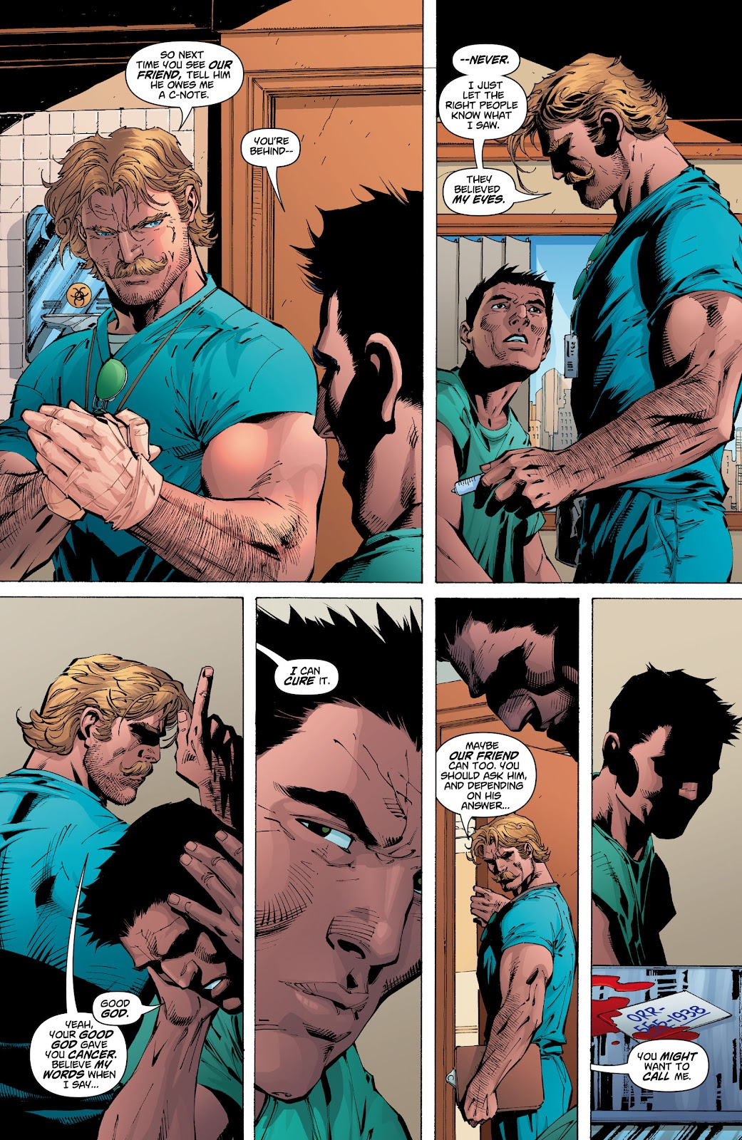 Read online Superman: For Tomorrow comic -  Issue # TPB (Part 2) - 16