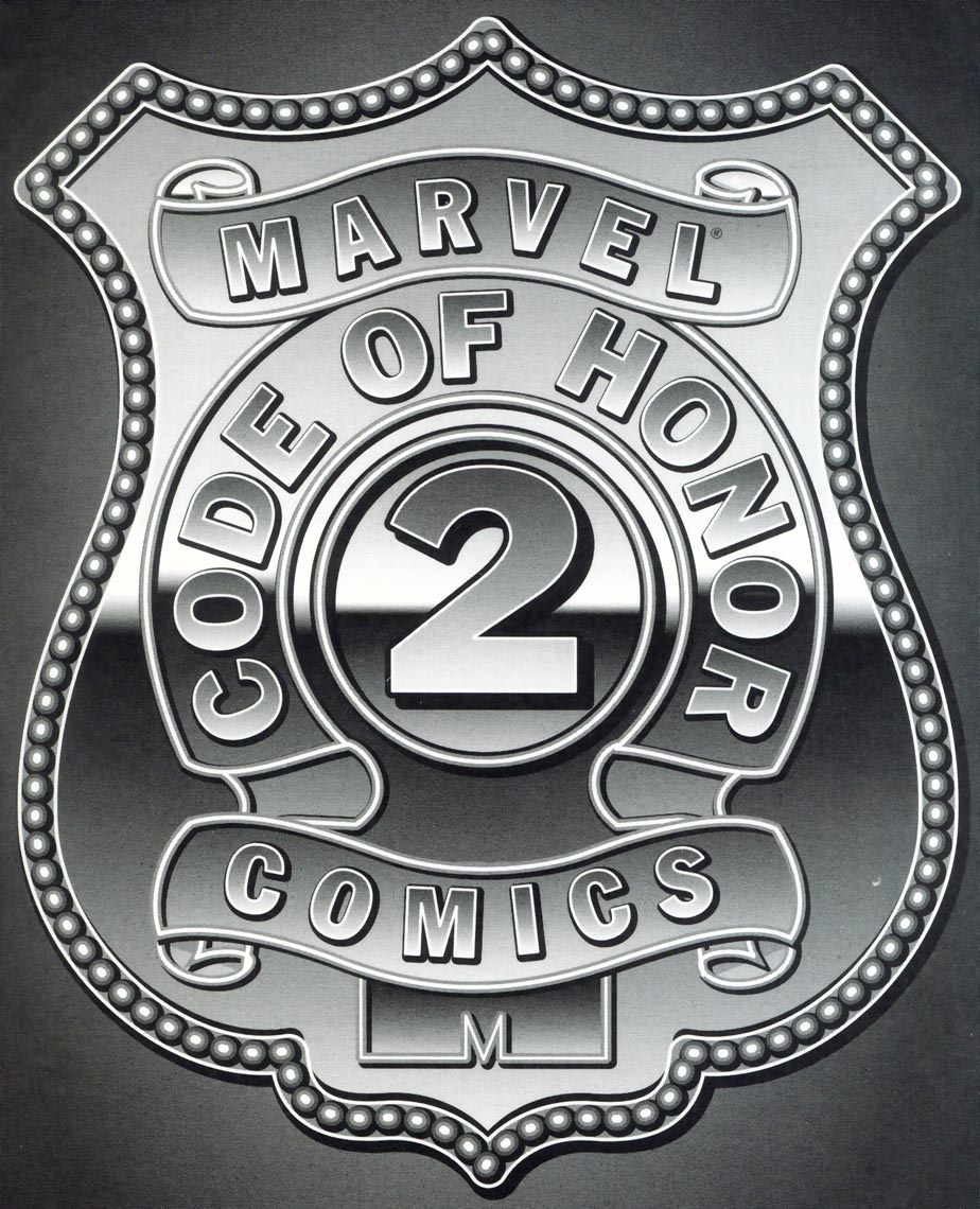 Read online Code of Honor comic -  Issue #2 - 2
