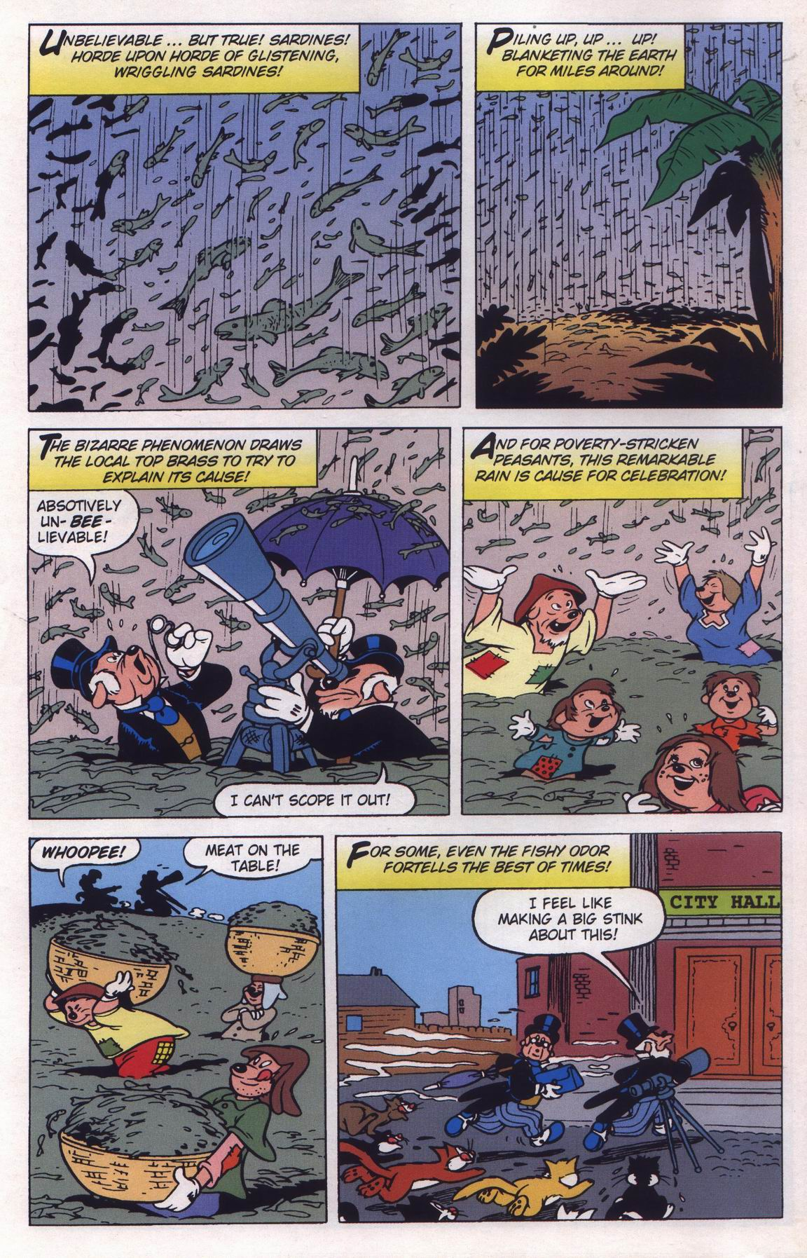 Read online Uncle Scrooge (1953) comic -  Issue #315 - 6