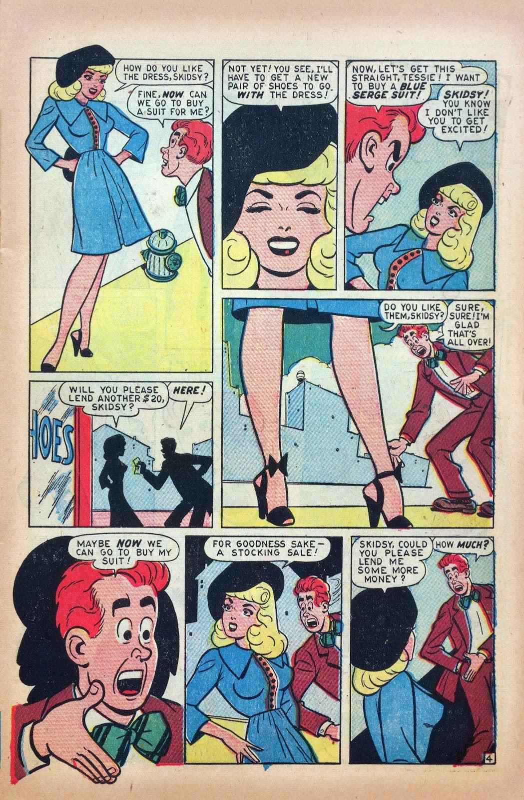 Tessie the Typist issue 16 - Page 13
