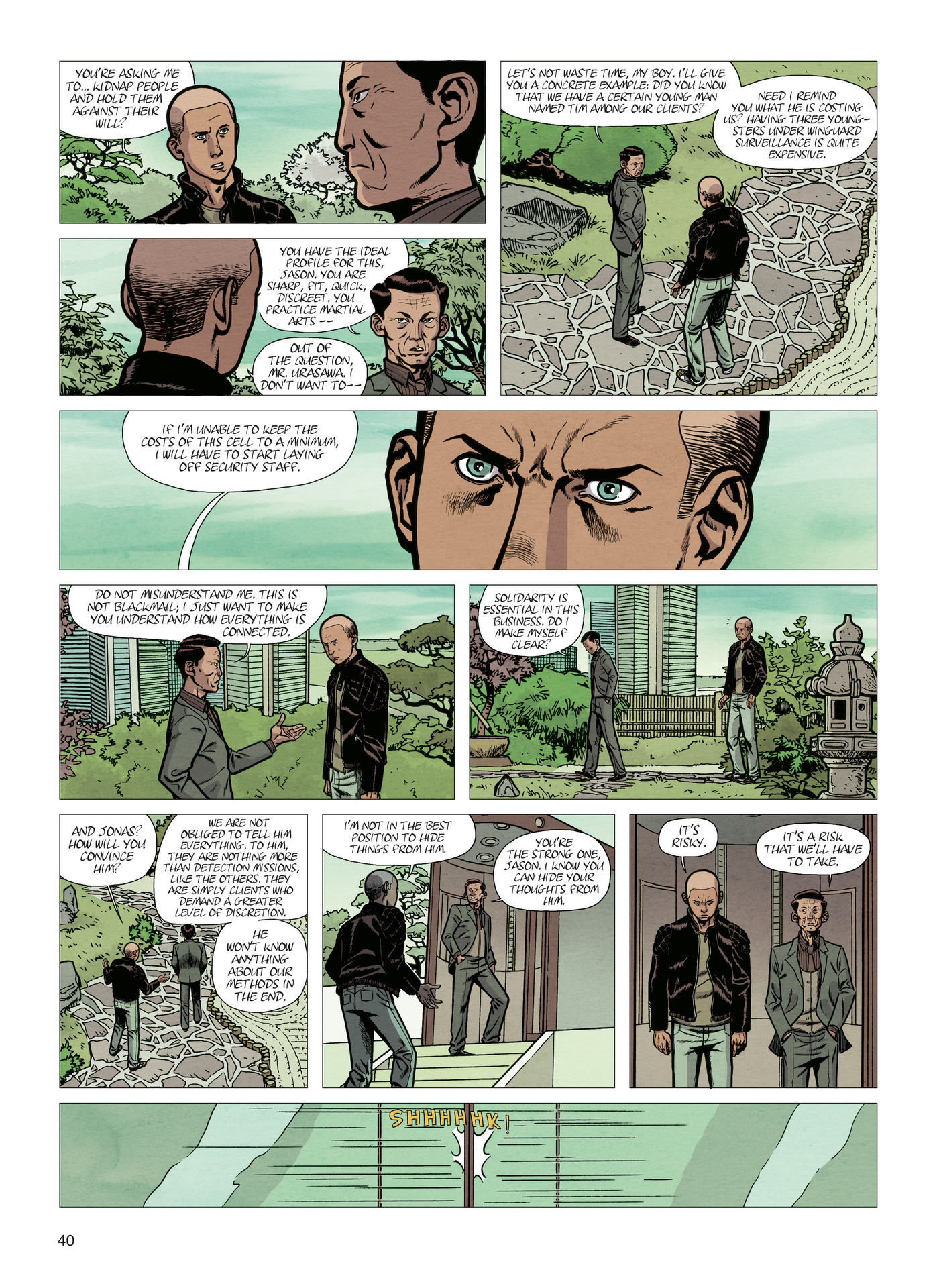 Read online Alter Ego comic -  Issue #4 - 42