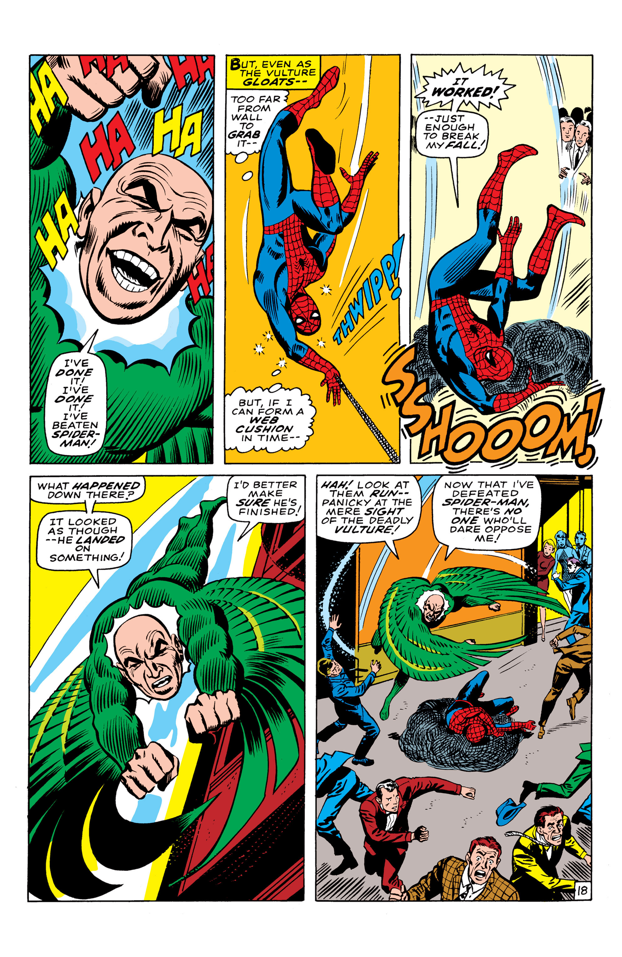 The Amazing Spider-Man (1963) 64 Page 18
