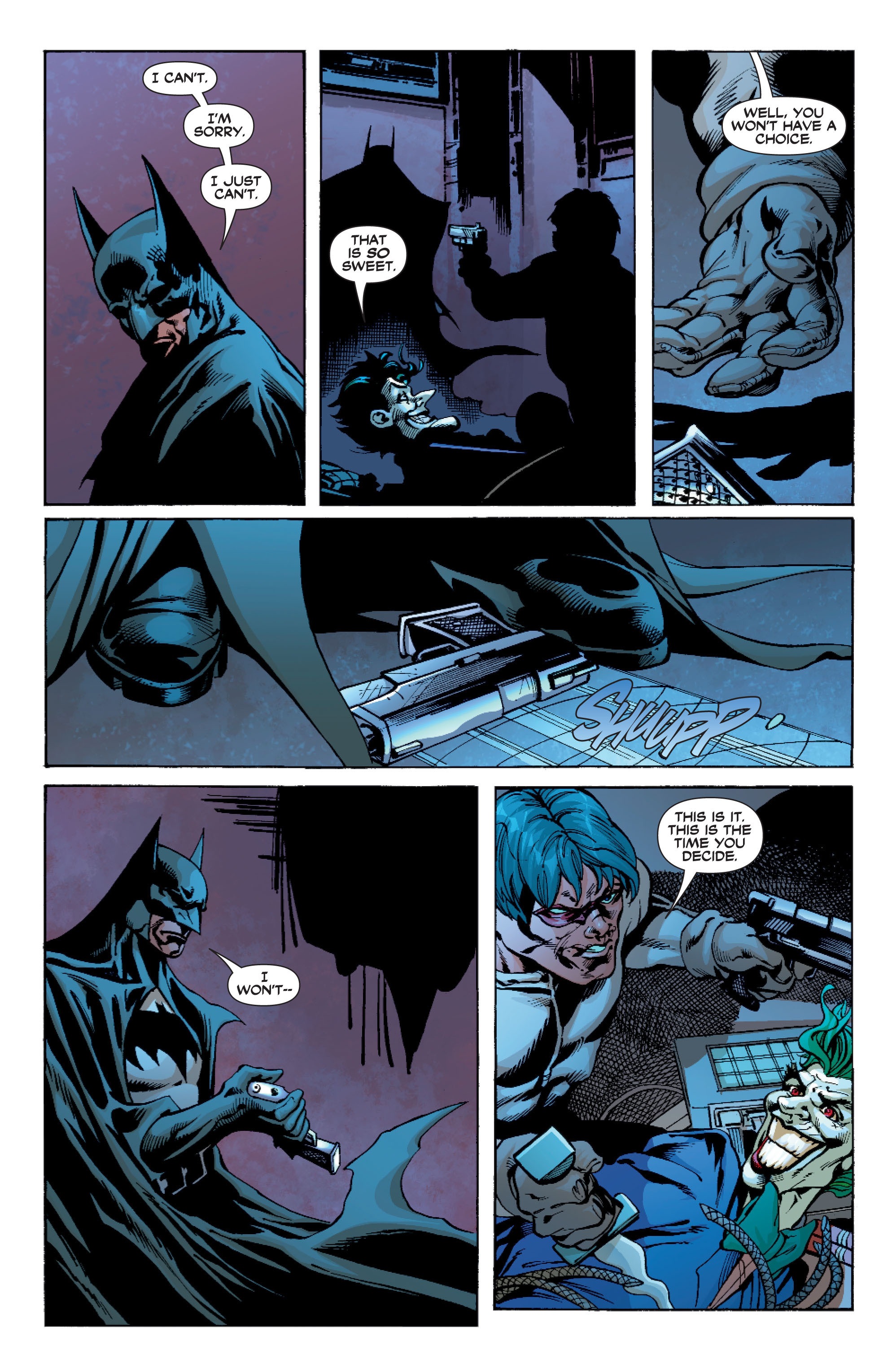 Read online Batman: Under The Red Hood comic -  Issue # Full - 310