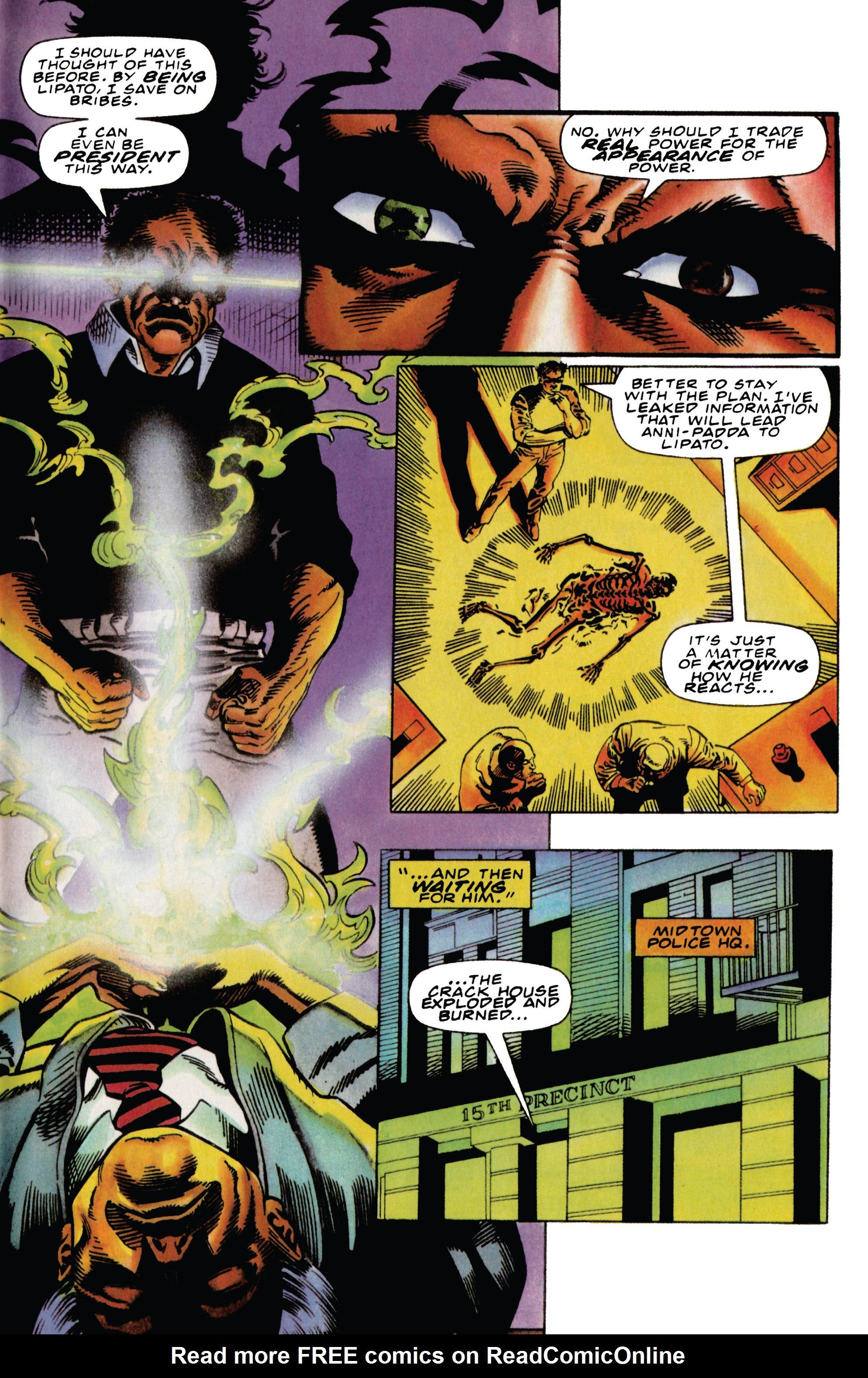 Read online Eternal Warrior (1992) comic -  Issue #29 - 10