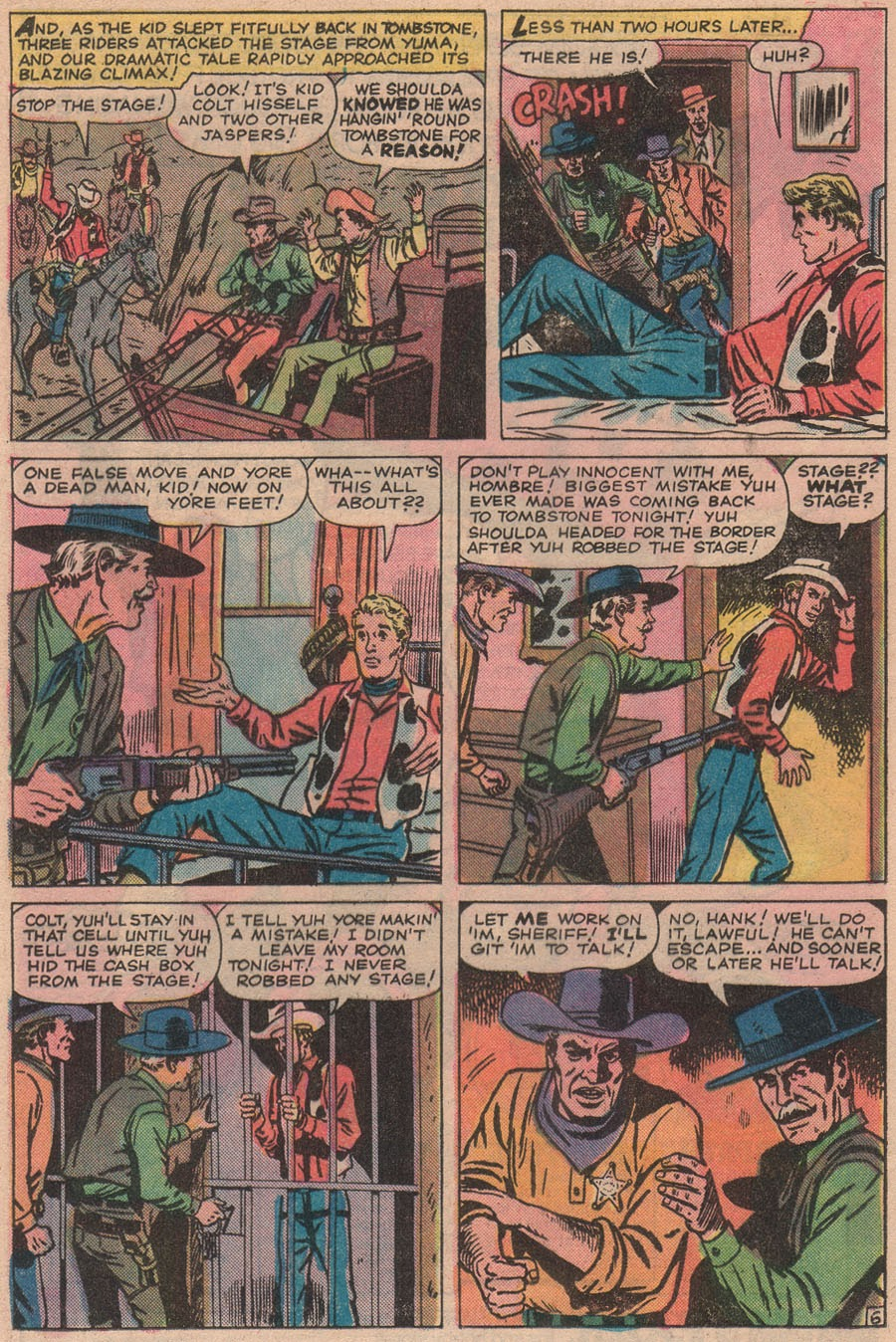 Kid Colt Outlaw issue 203 - Page 12