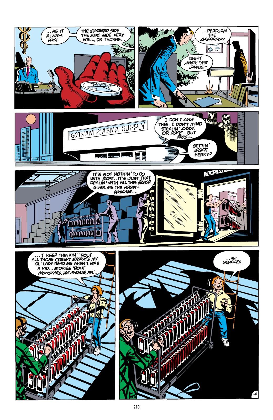 Read online Detective Comics (1937) comic -  Issue # _TPB Batman - The Dark Knight Detective 1 (Part 3) - 10