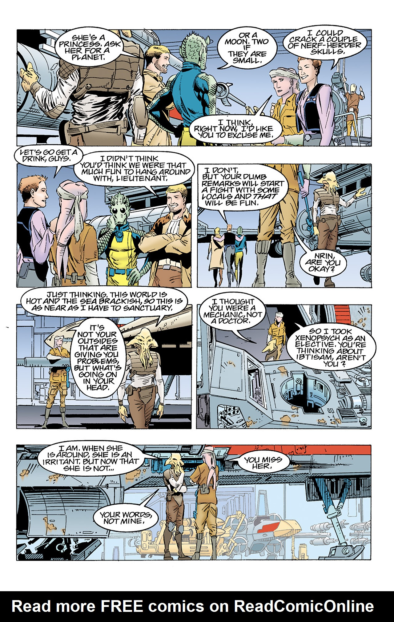 Read online Star Wars Omnibus comic -  Issue # Vol. 3 - 63