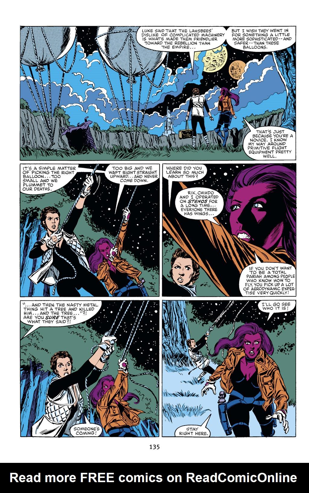 Read online Star Wars Omnibus comic -  Issue # Vol. 18 - 125