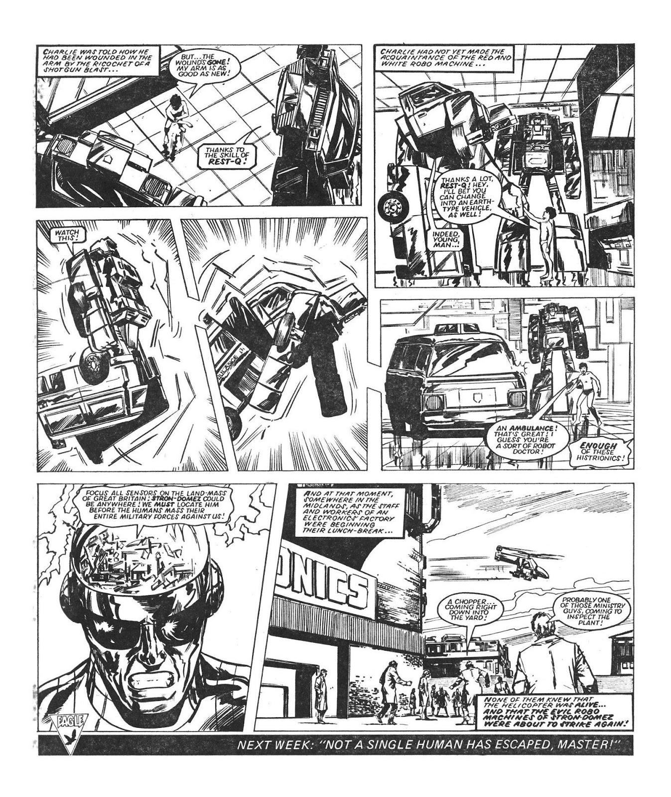 Read online Robo Machines comic -  Issue # TPB - 44
