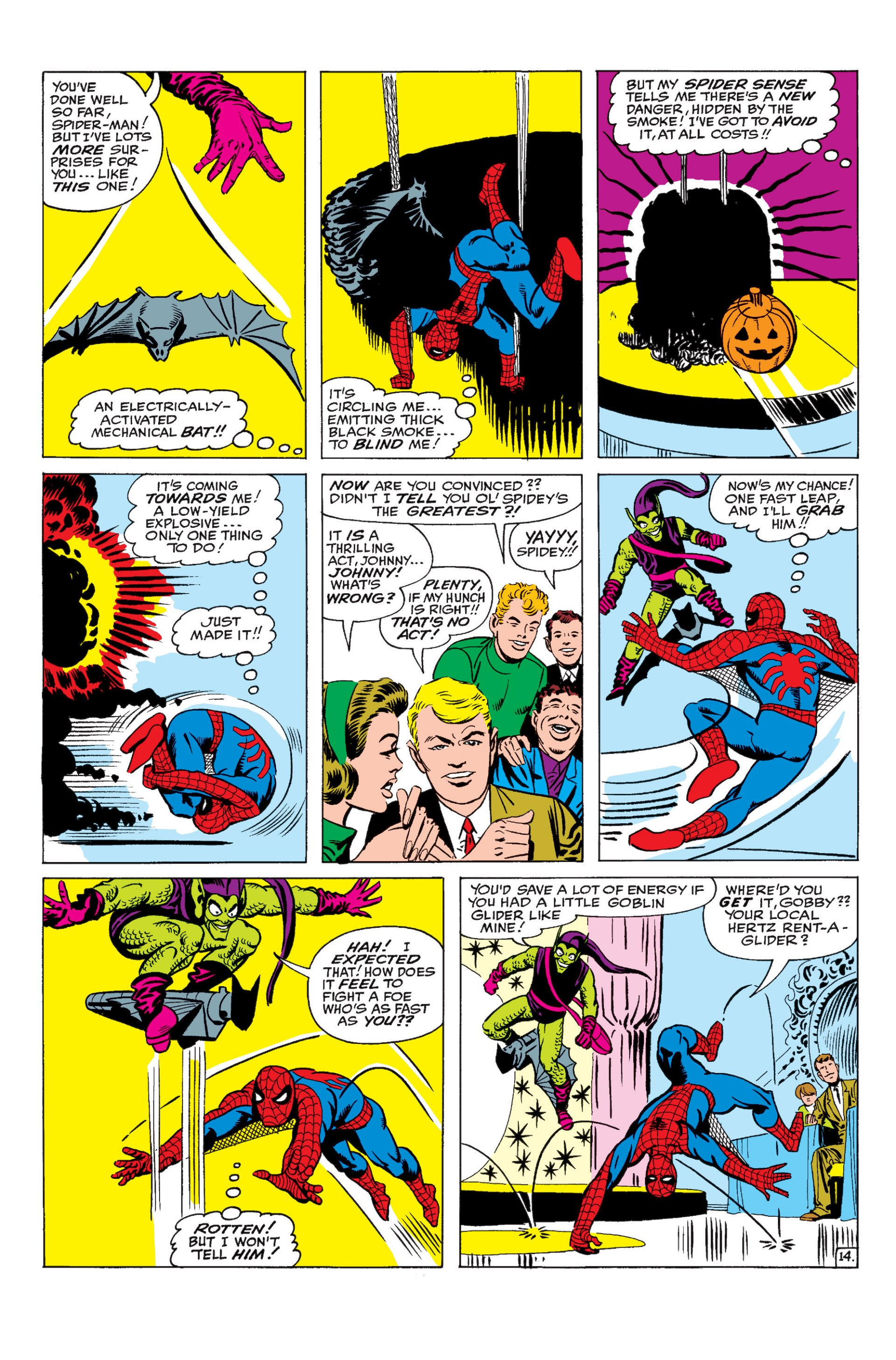 The Amazing Spider-Man (1963) 17 Page 14