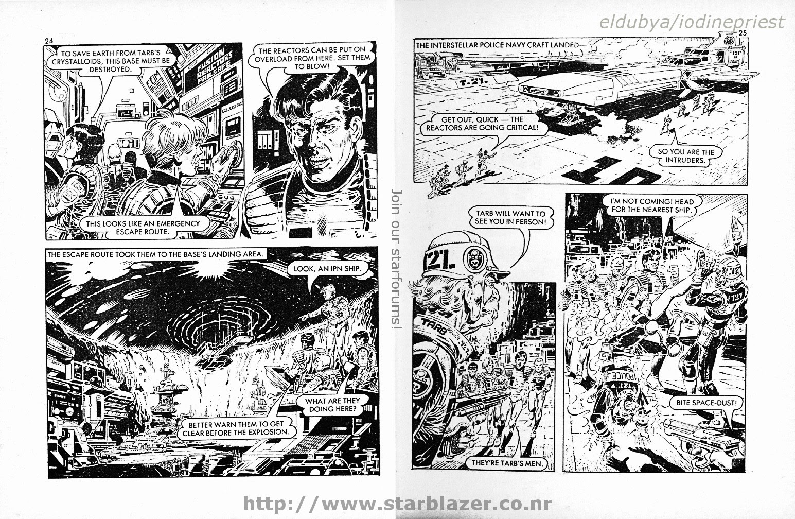 Starblazer issue 155 - Page 14