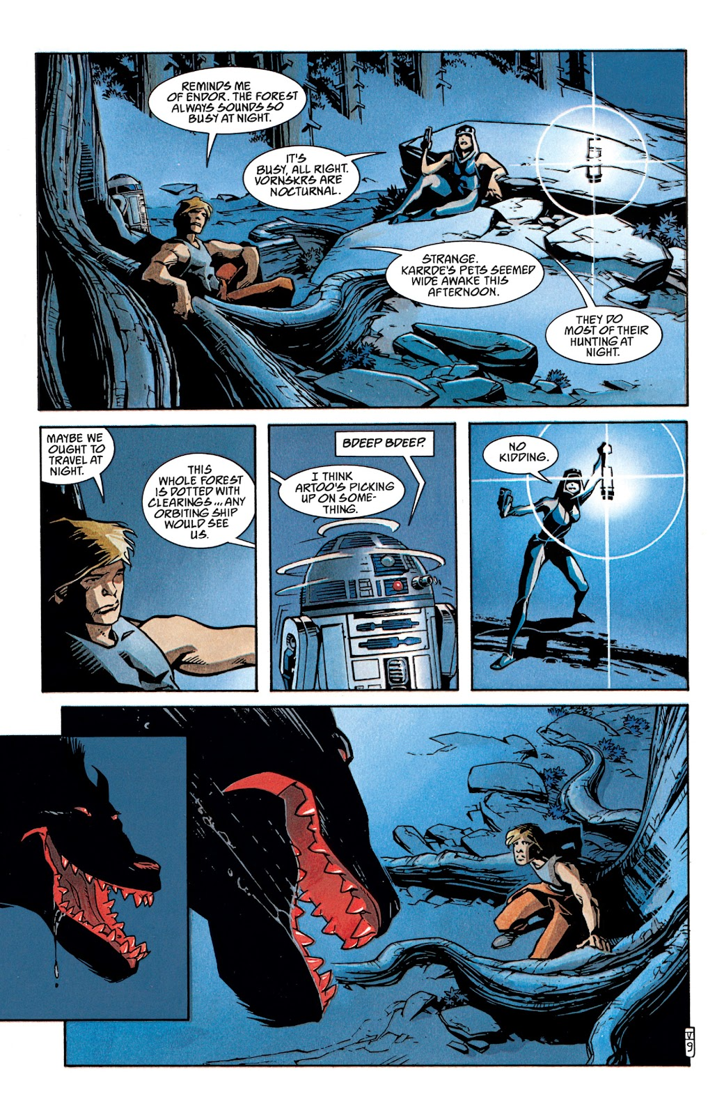 Read online Star Wars Legends: The New Republic - Epic Collection comic -  Issue # TPB 4 (Part 2) - 10