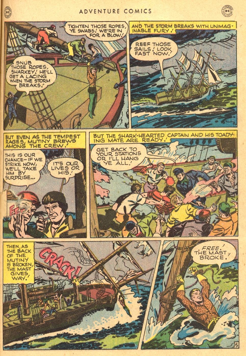 Read online Adventure Comics (1938) comic -  Issue #133 - 31