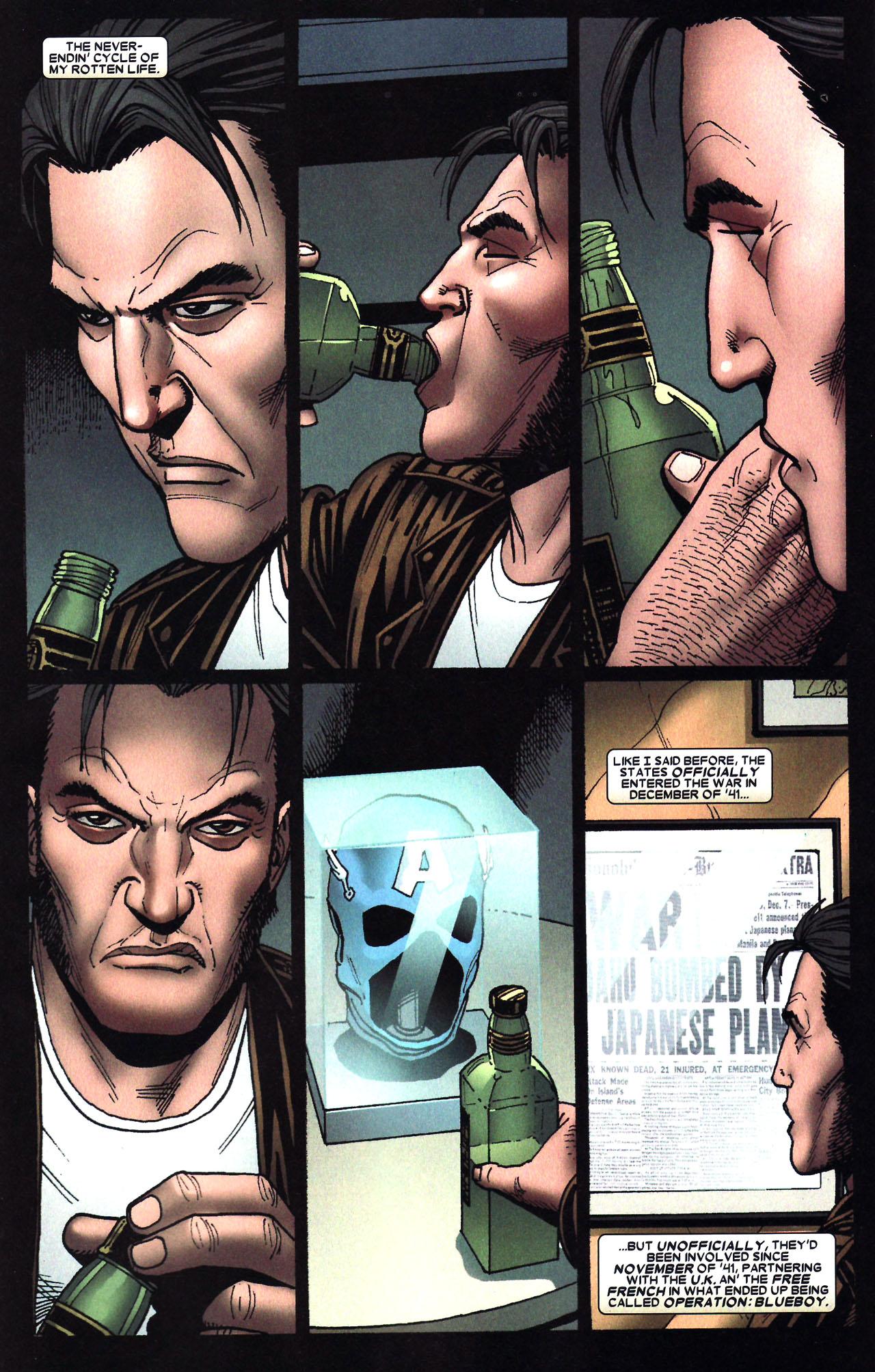 Read online Wolverine: Origins comic -  Issue #17 - 12