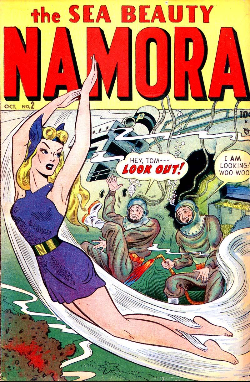 Namora (1948) 2 Page 1
