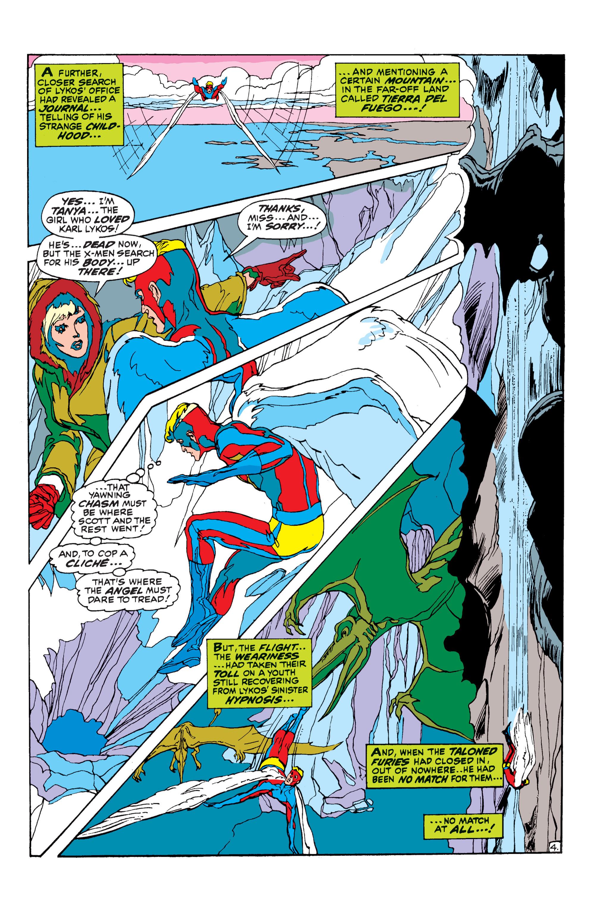 Uncanny X-Men (1963) 62 Page 4