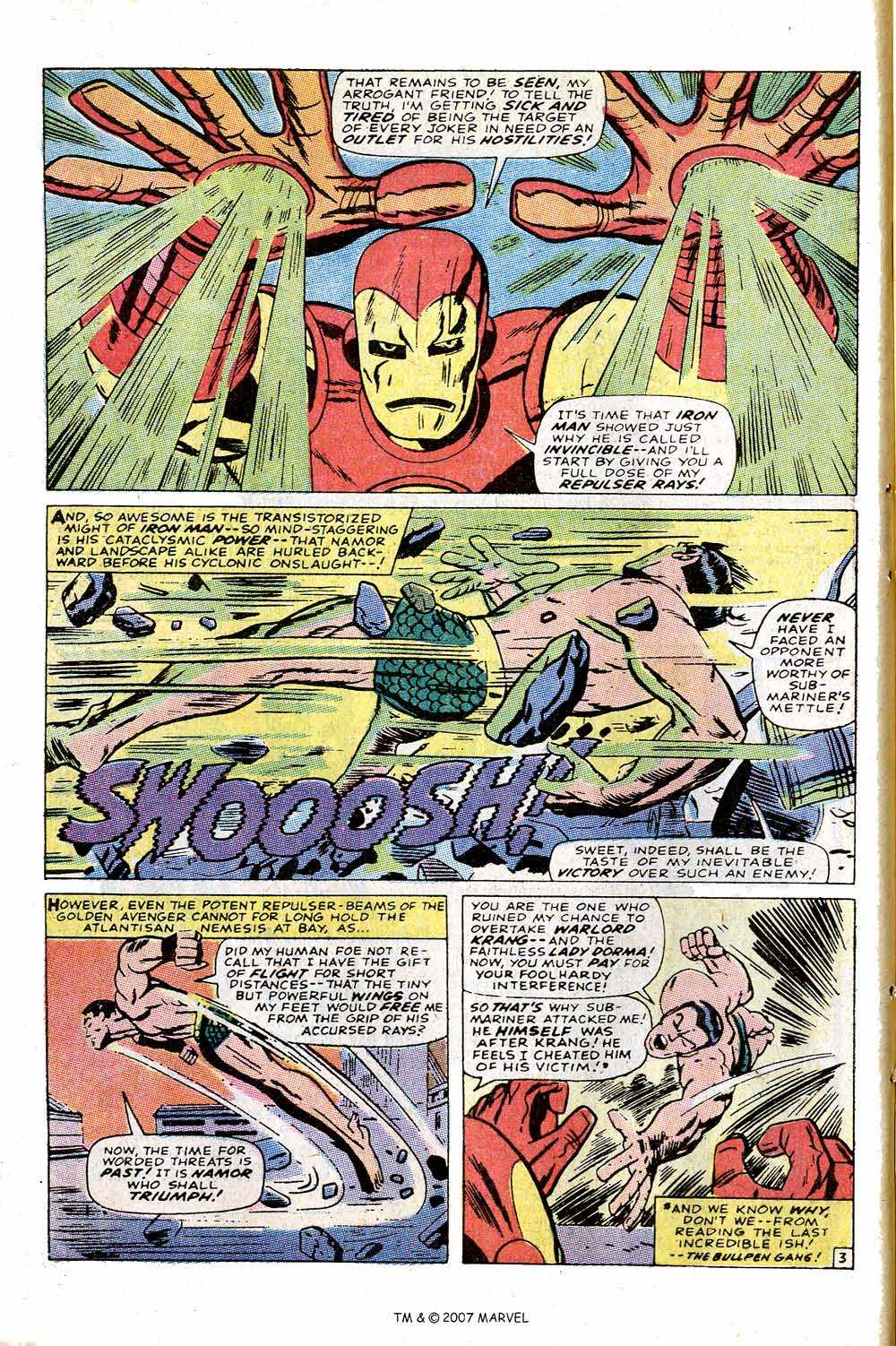 Iron Man Annual issue 1 - Page 54