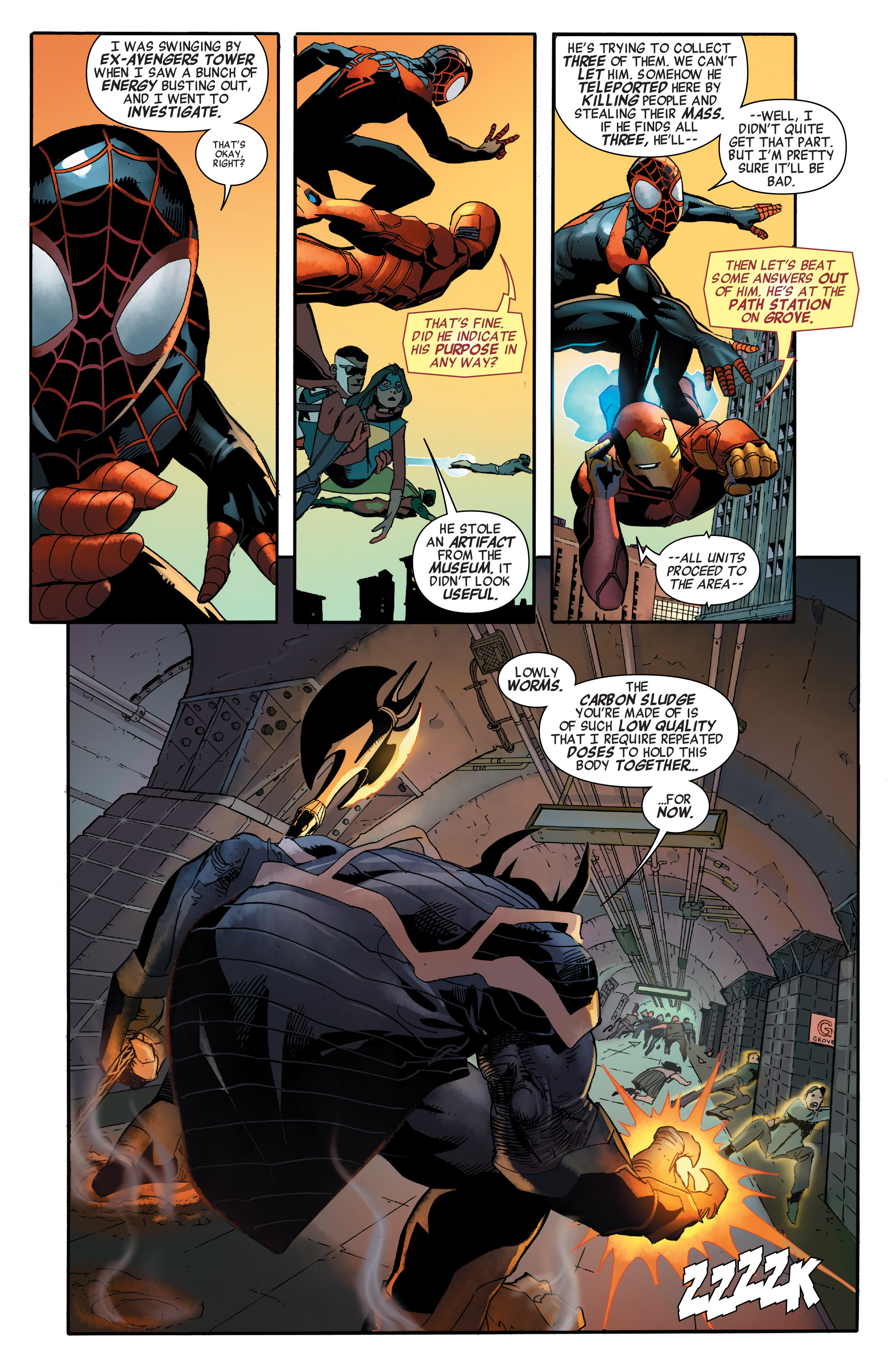Read online All-New, All-Different Avengers comic -  Issue #2 - 14