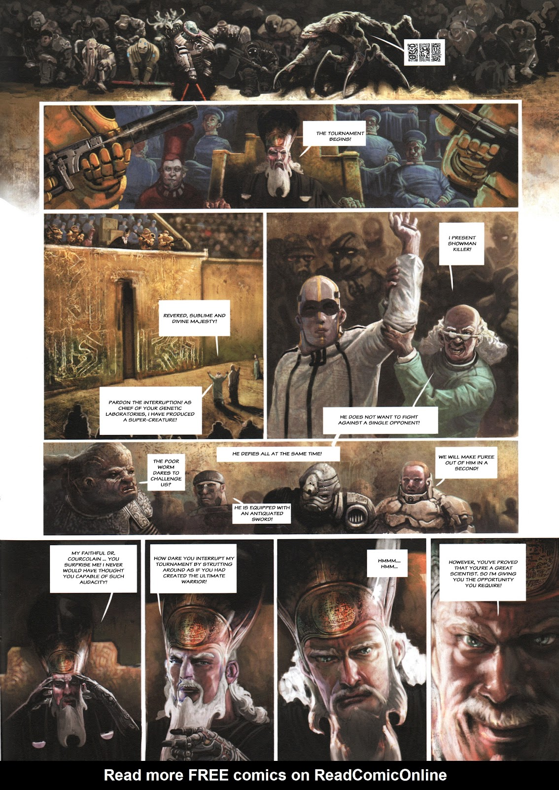 Showman Killer issue 1 - Page 13