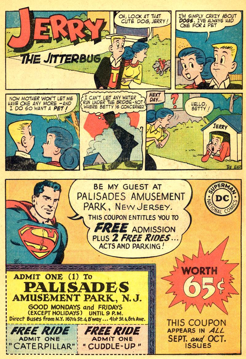 Read online Action Comics (1938) comic -  Issue #244 - 24