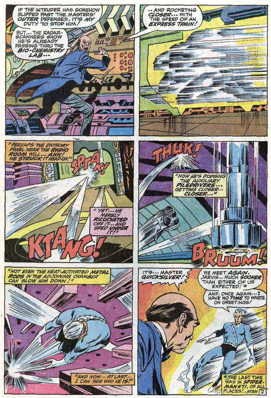 The Avengers (1963) 75 Page 3