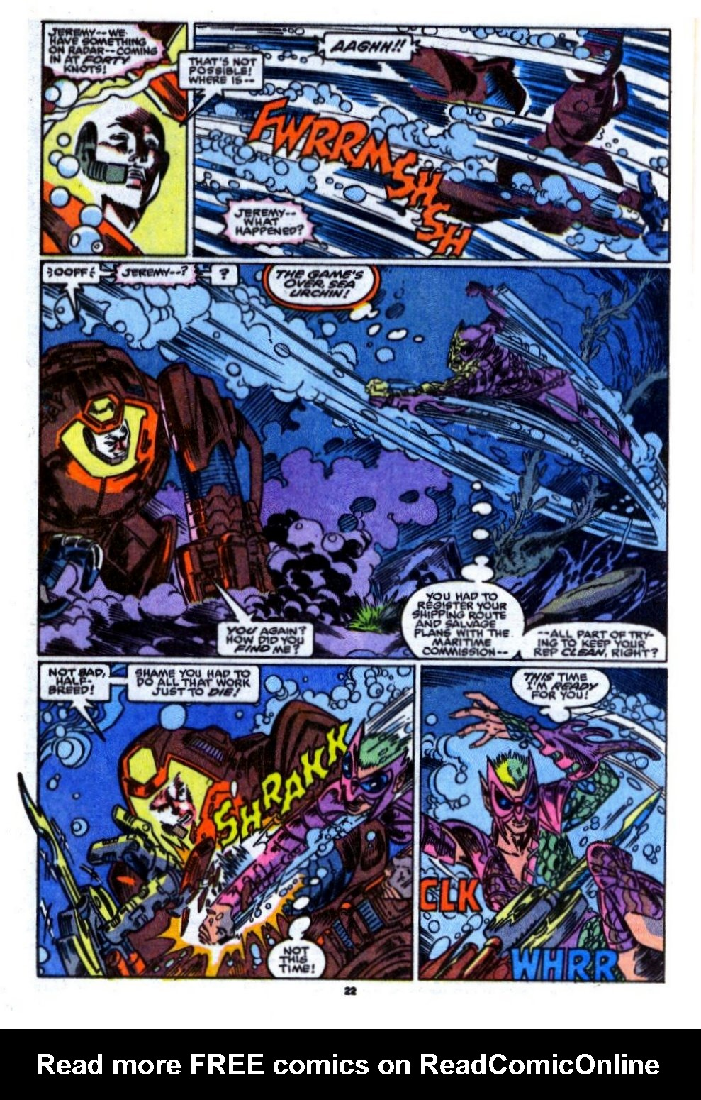 The New Warriors Issue #14 #18 - English 20